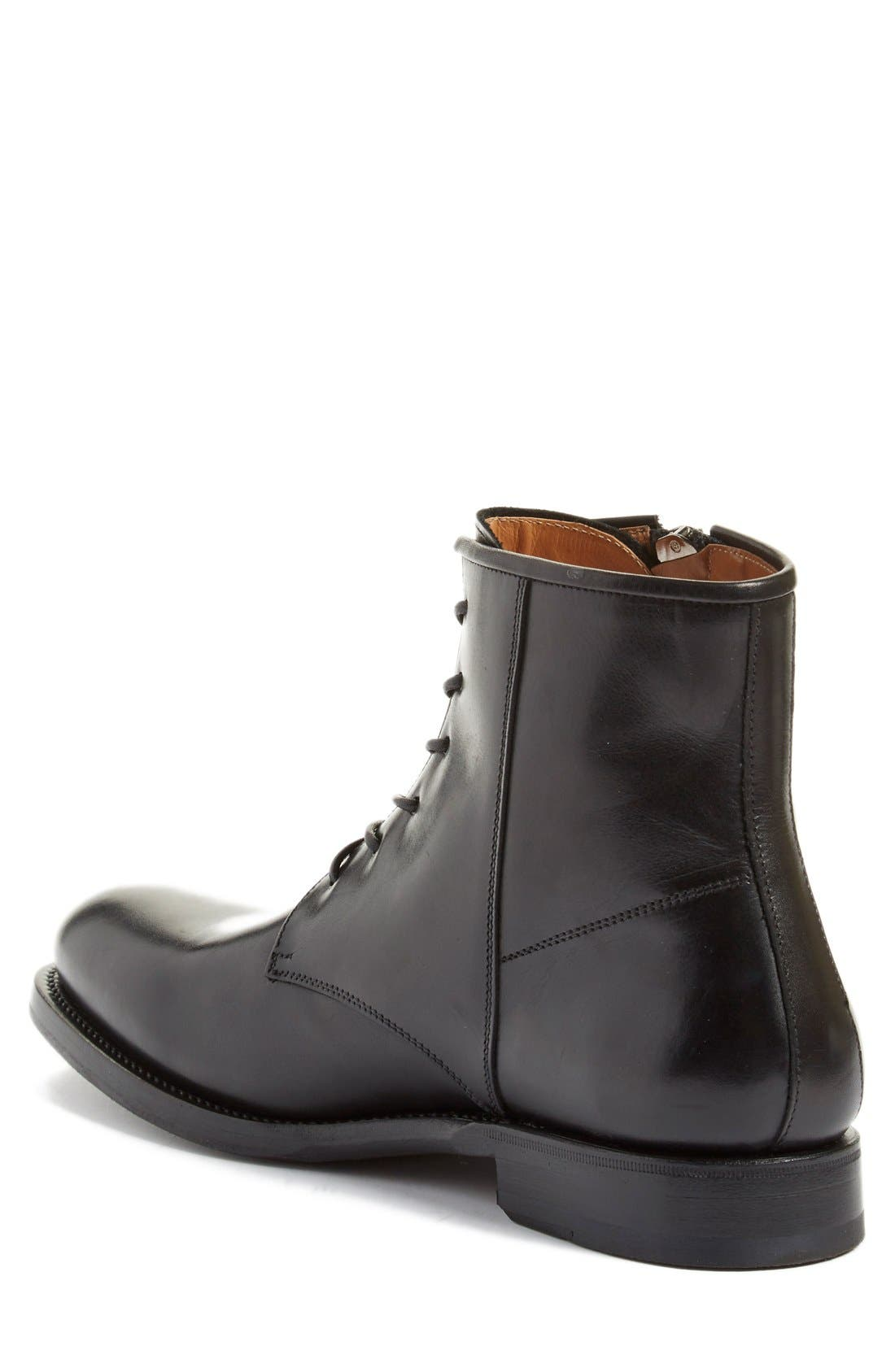 Alternate Image 2  - Aquatalia 'Victor' Plain Toe Boot (Men)