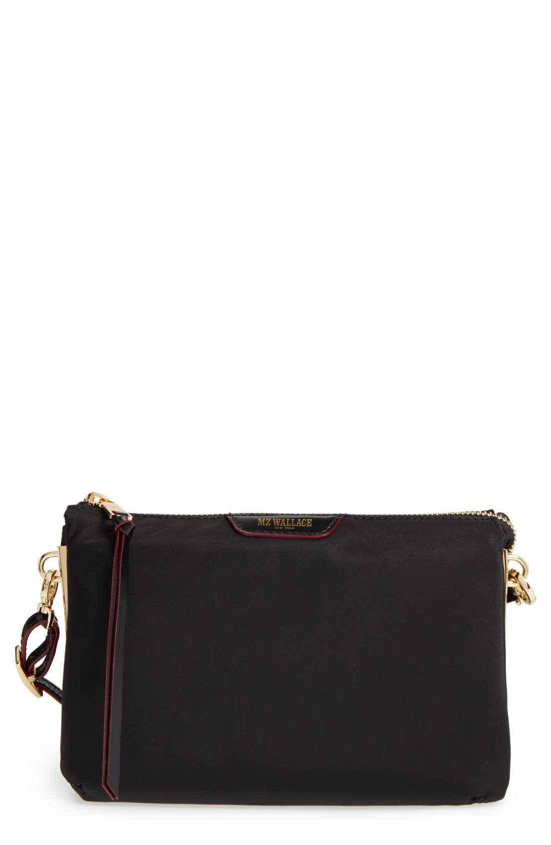 MZ WALLACE 'Pippa' Bedford Nylon Crossbody Bag