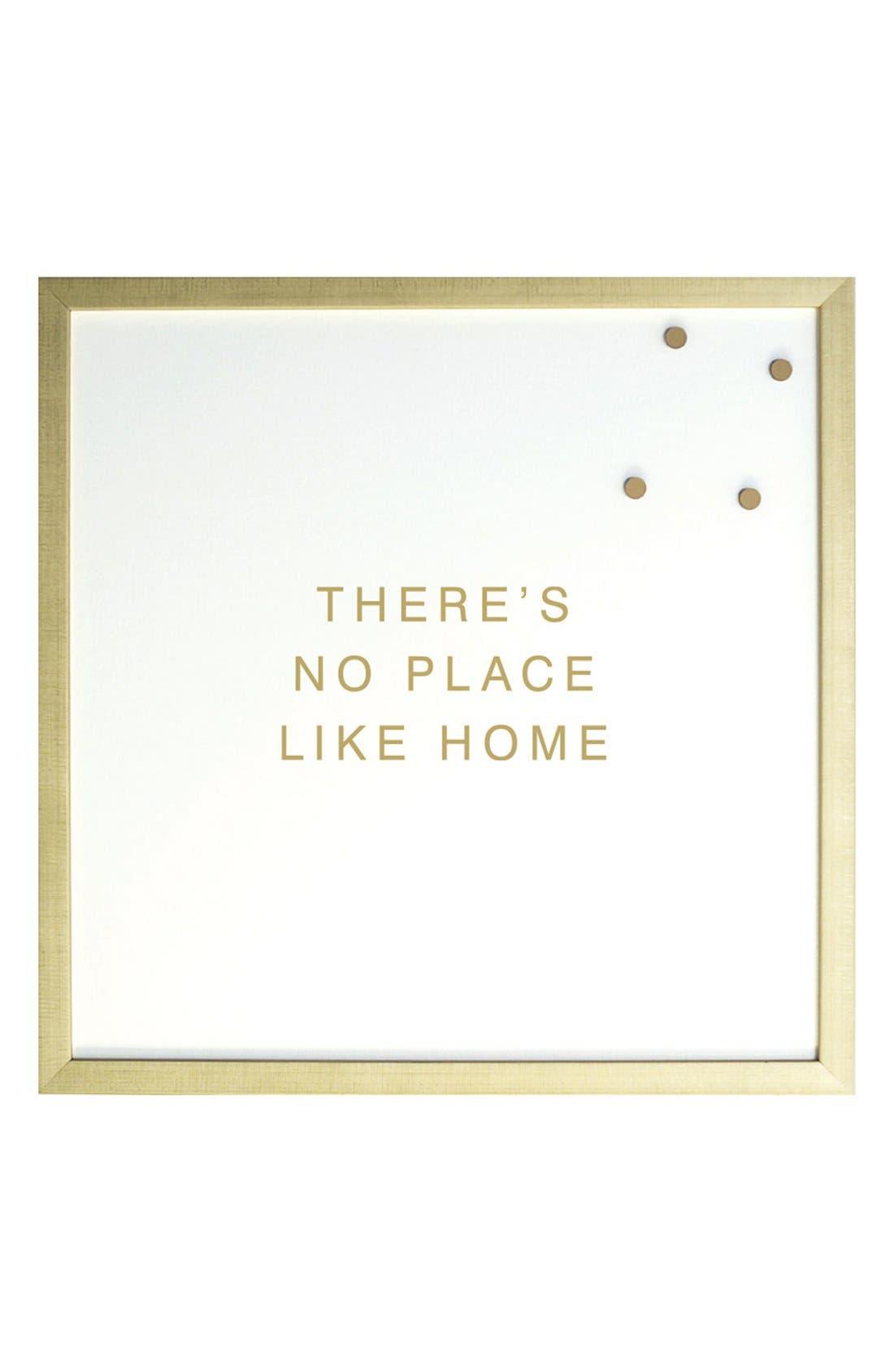 Petal Lane 'No Place Like Home' Magnet Board