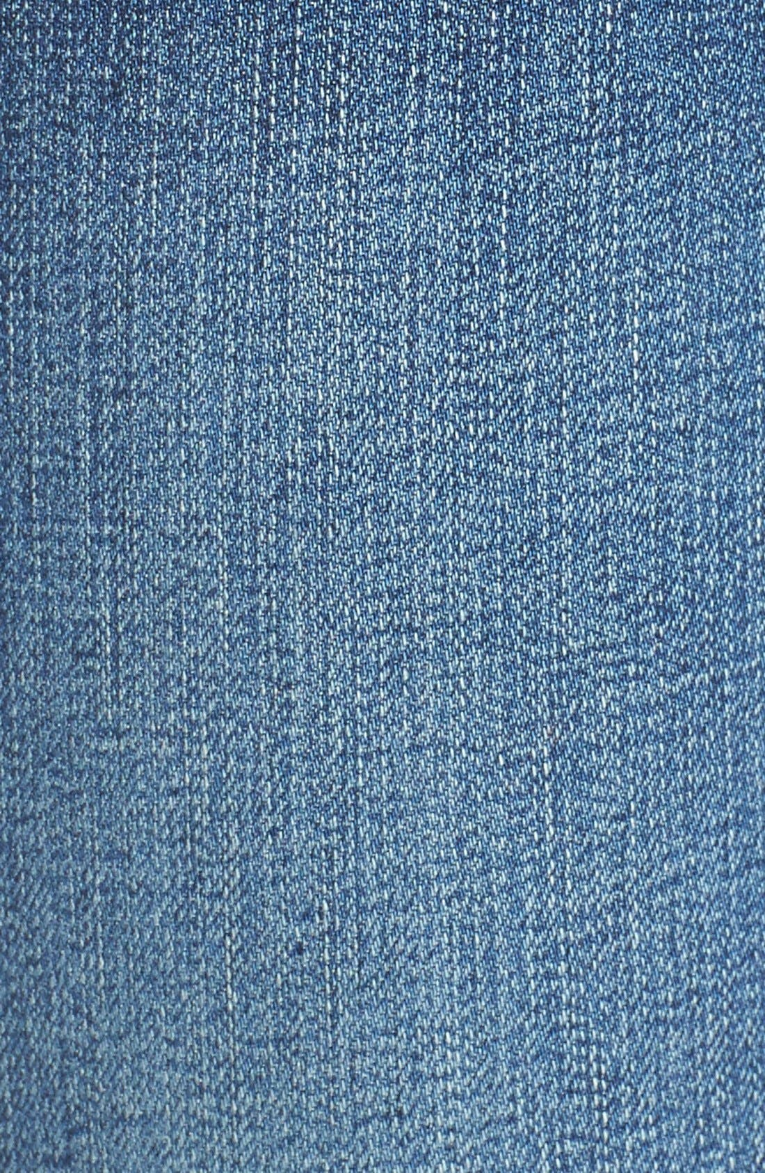 Alternate Image 5  - AG The Legging Ankle Jeans (Emanate)