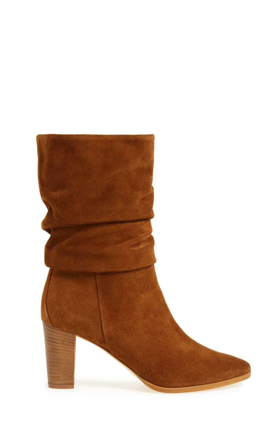 Alternate Image 4  - Manolo Blahnik Slouch Boot (Women)