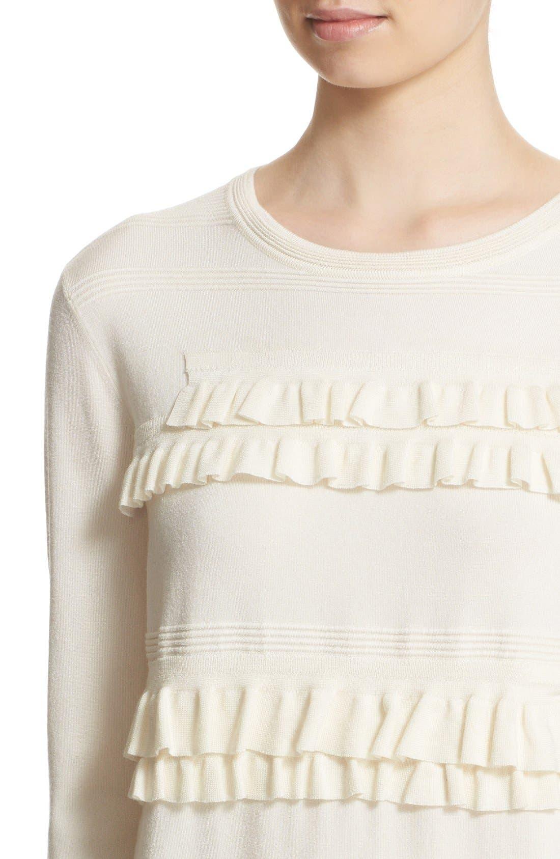 Alternate Image 4  - Diane von Furstenberg 'Benni' Sweater