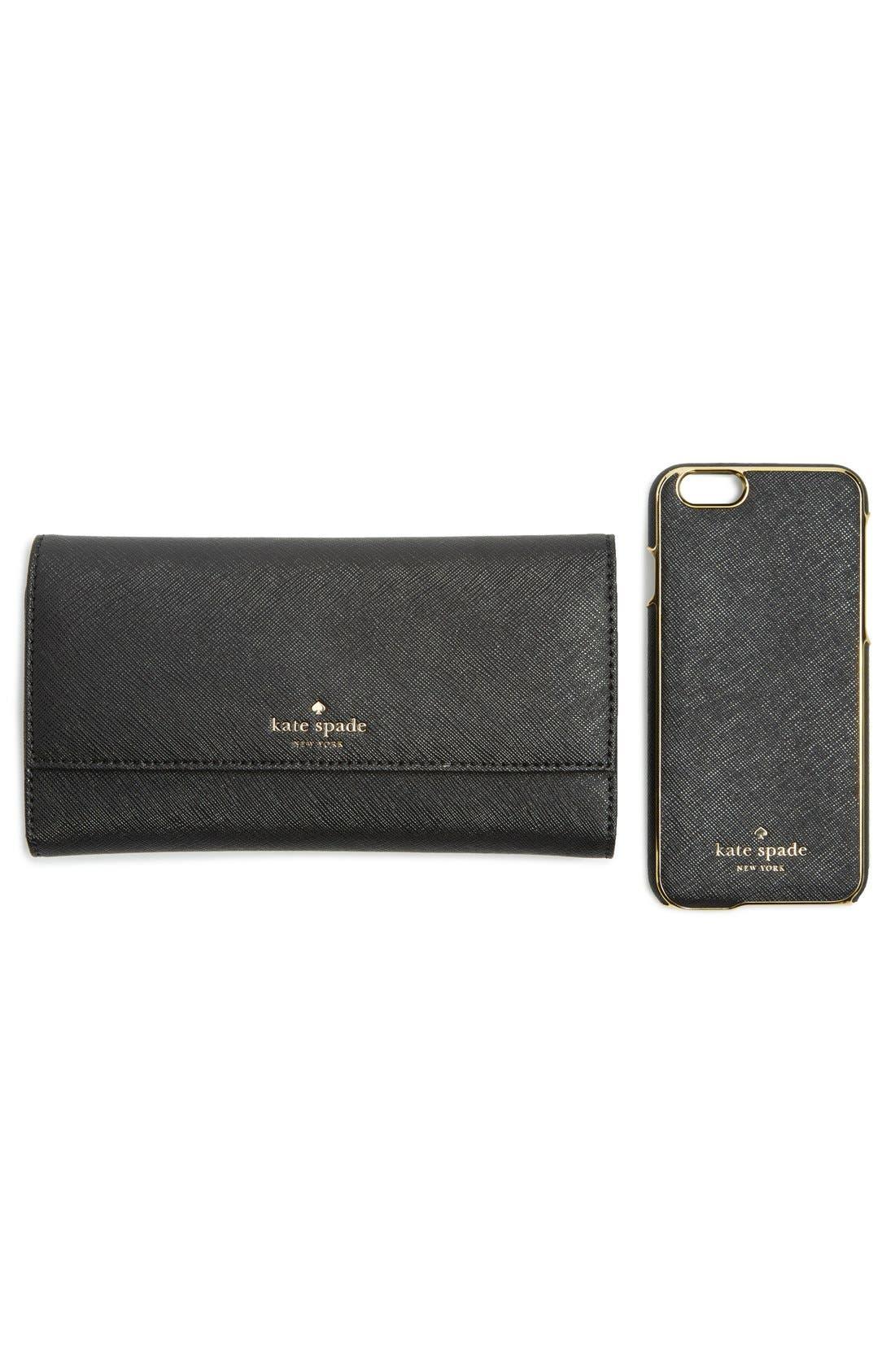 Alternate Image 7  - kate spade new york iPhone 6/6s wallet