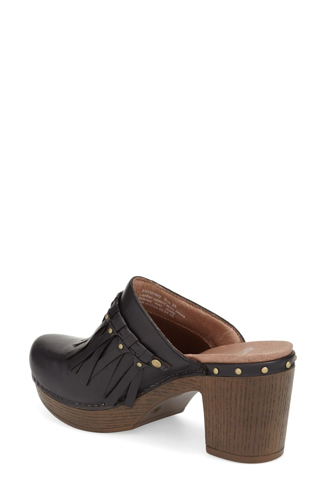 Alternate Image 2  - Dansko 'Deni' Clog (Women)