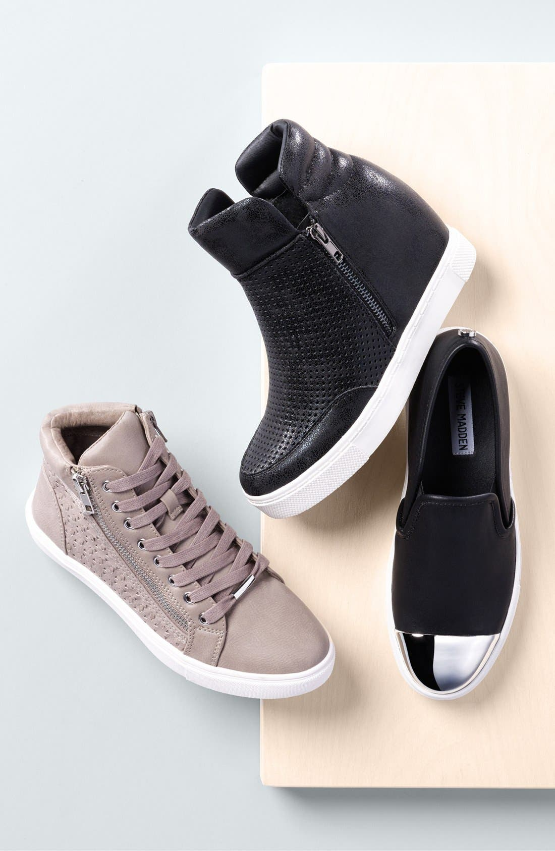 Alternate Image 5  - Steve Madden 'Eiris' Sneaker (Women)
