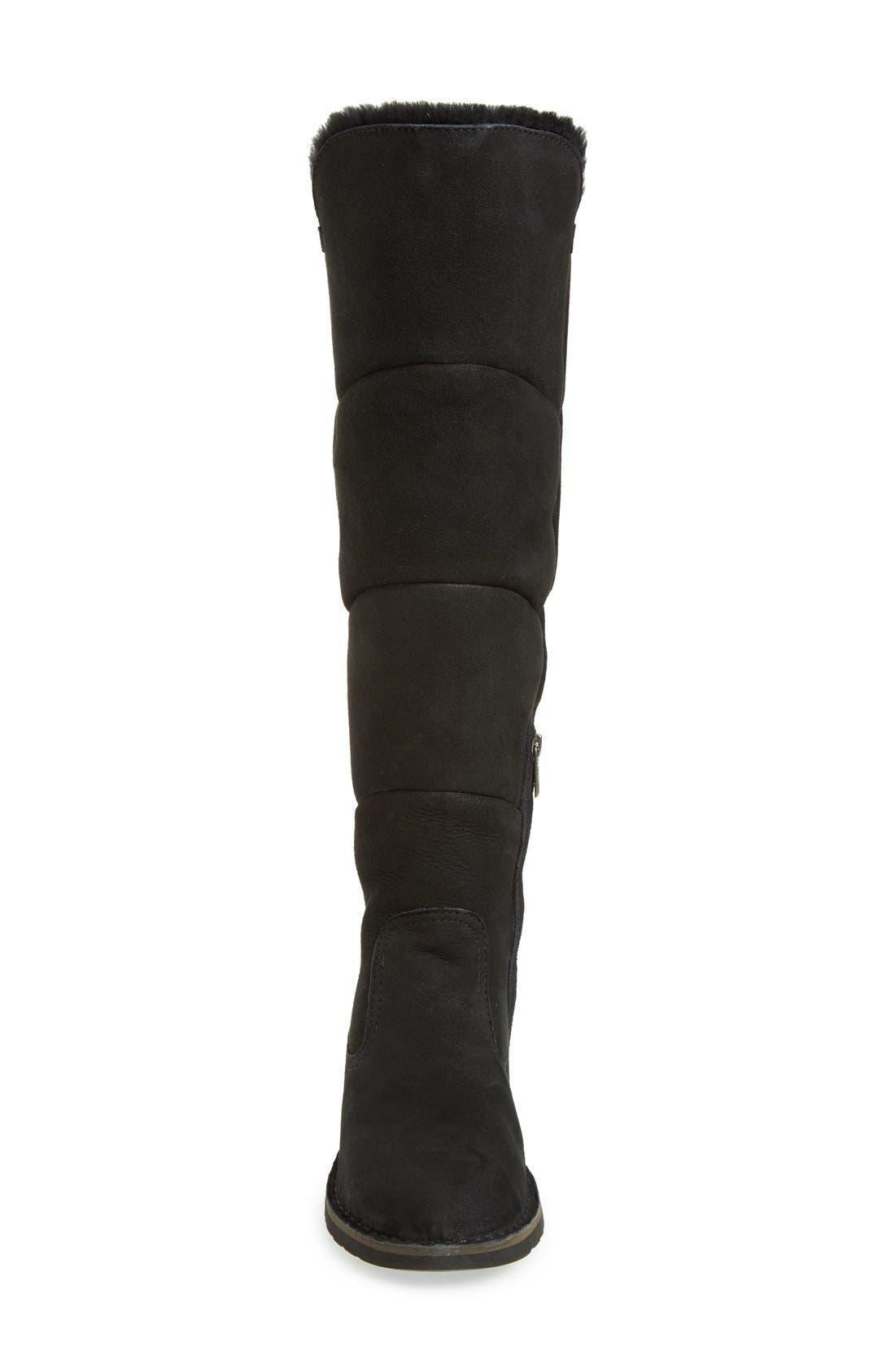 Alternate Image 3  - UGG® Sibley Over the Knee Water Resistant Boot (Women)