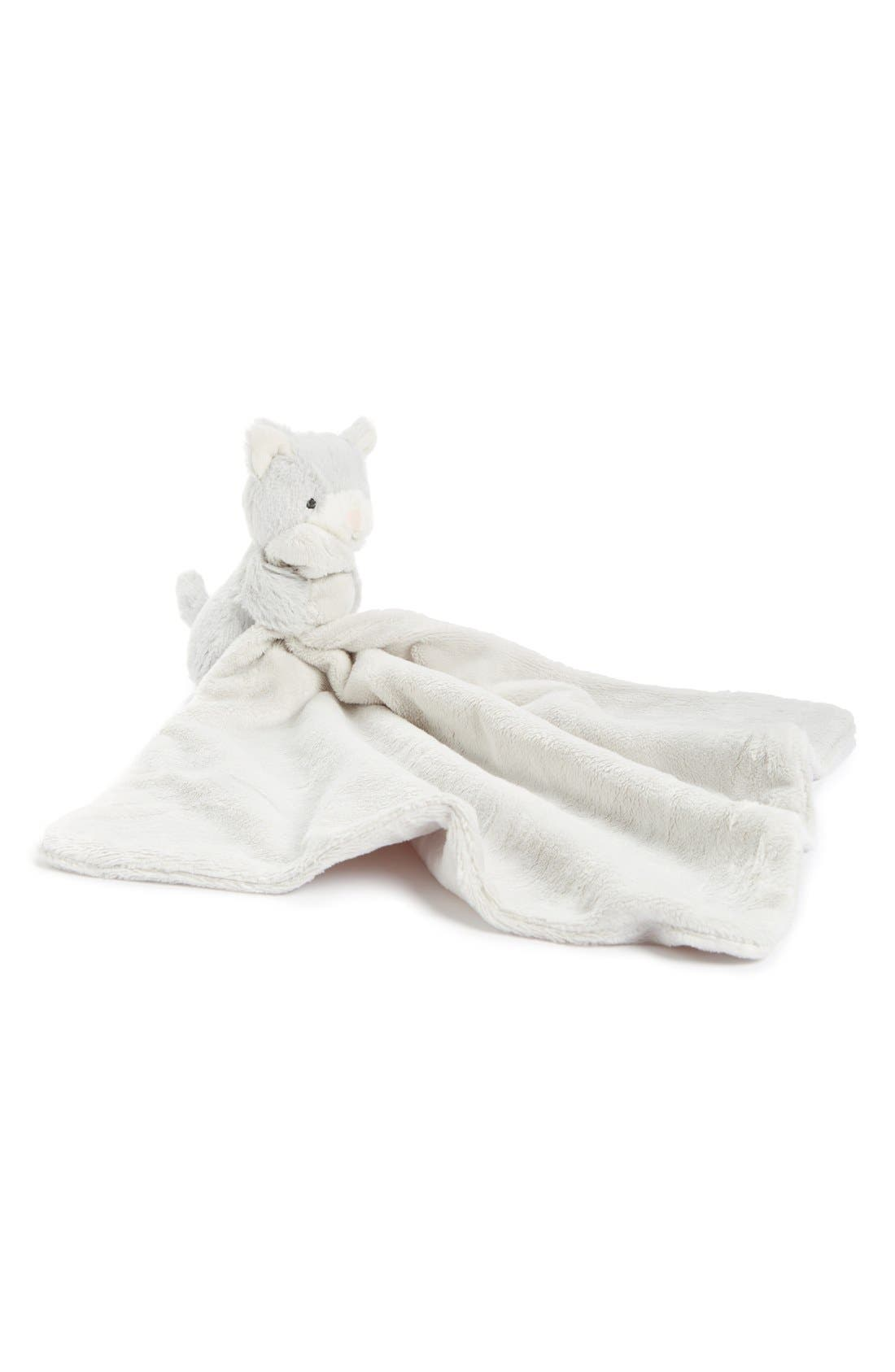 Jellycat 'Bashful Kitty Soother' Blanket