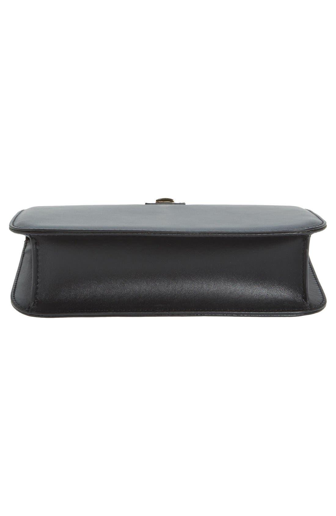 Alternate Image 6  - Valentino 'Medium Lock' Studded Leather Shoulder Bag