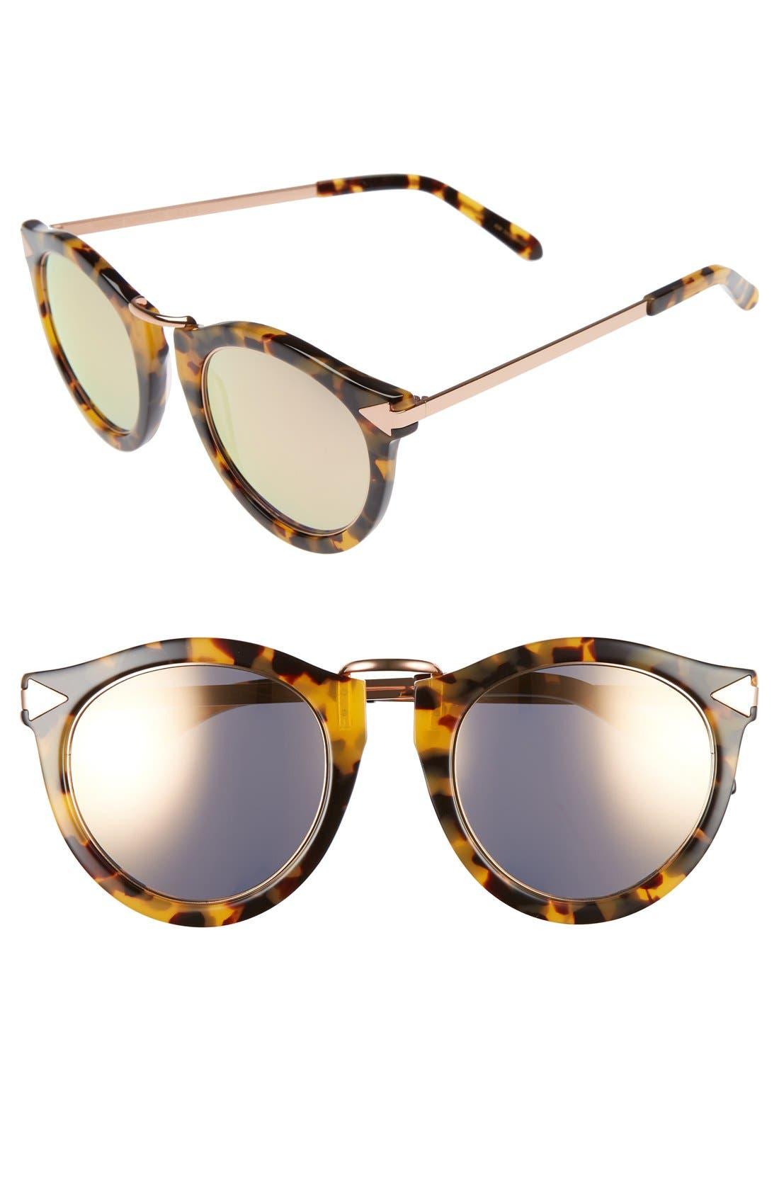 Alternate Image 1 Selected - Karen Walker 'Harvest - Superstars' 51mm Retro Sunglasses