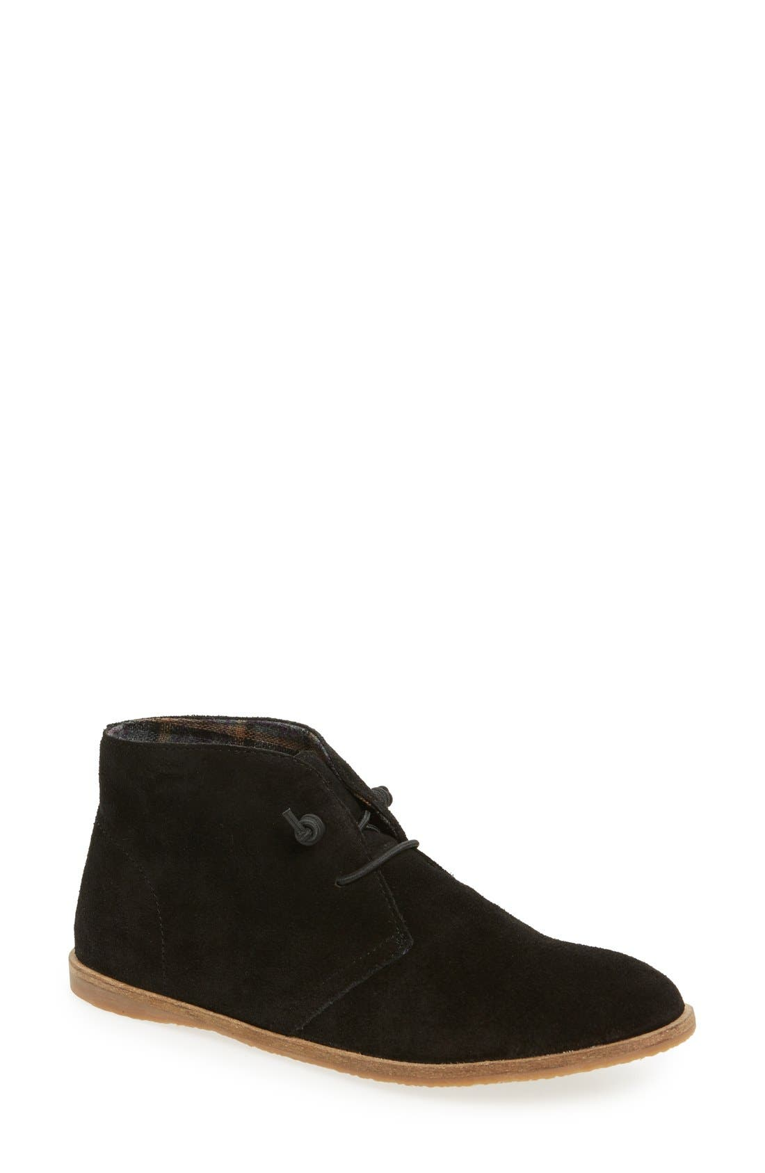 Alternate Image 1 Selected - Lucky Brand 'Ashbee' Chukka Boot (Women)
