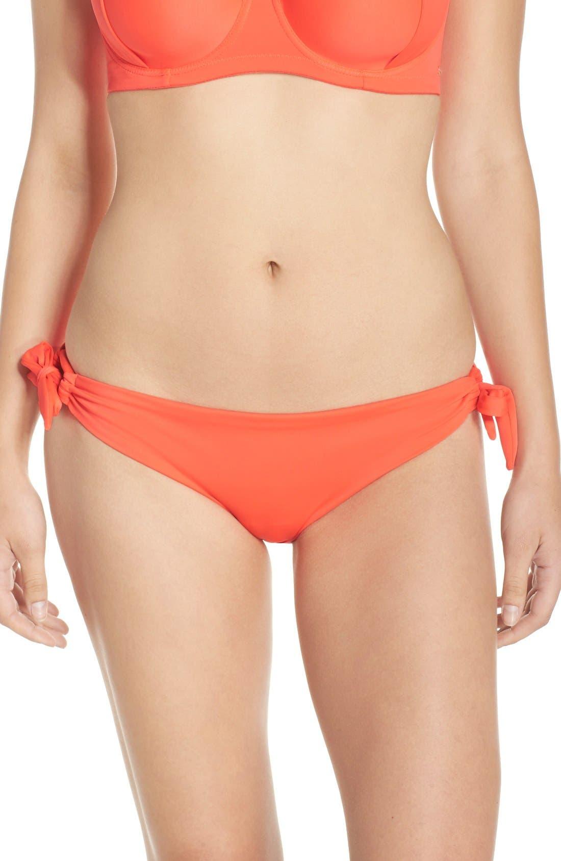 Freya 'Deco' Side Tie Bikini Bottoms