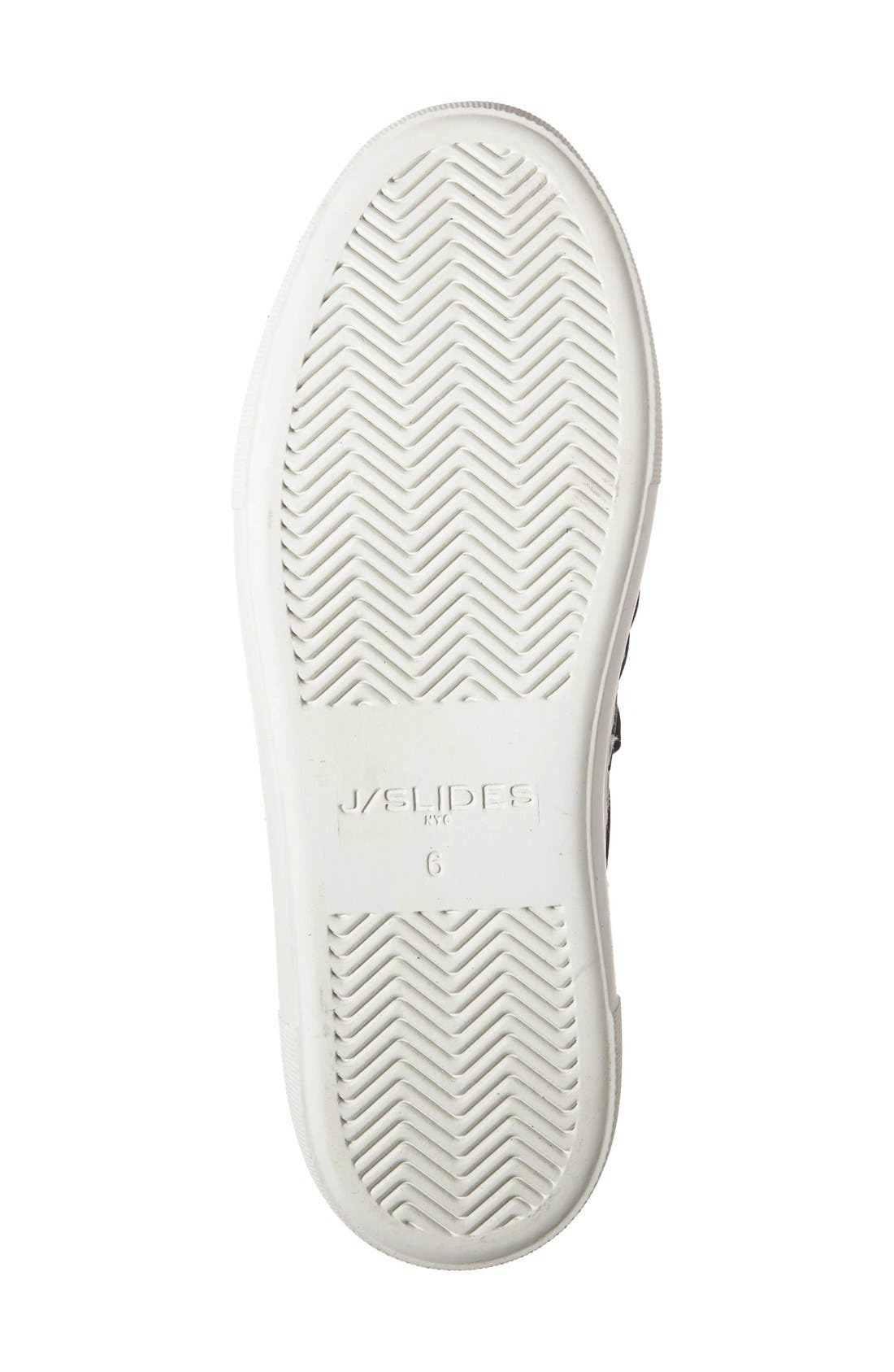 Alternate Image 4  - JSlides 'Annabelle' Platform Sneaker (Women)