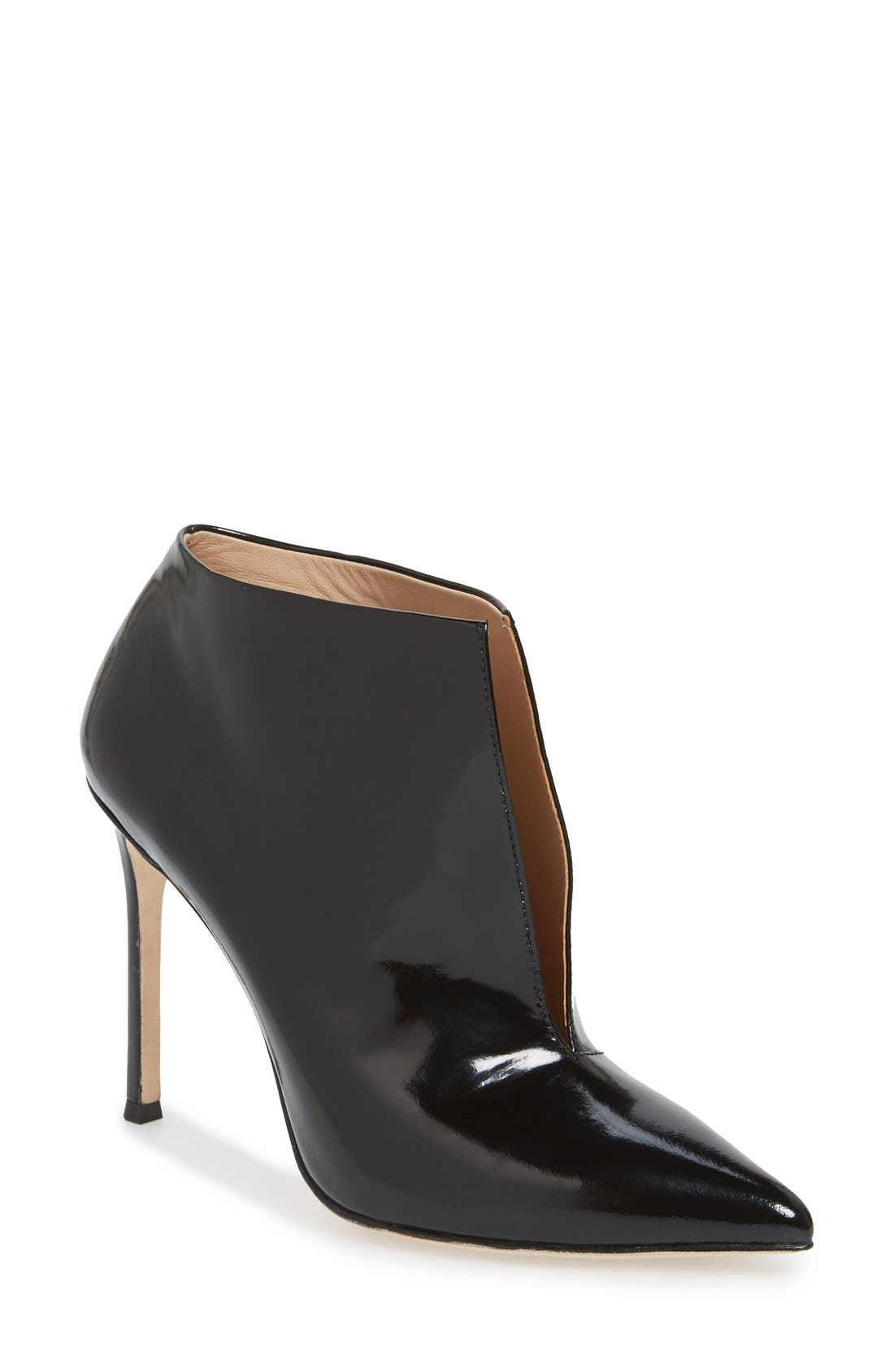 Alternate Image 1 Selected - Pour la Victoire 'Calinda' Split Vamp Pointy Toe Pump (Women)