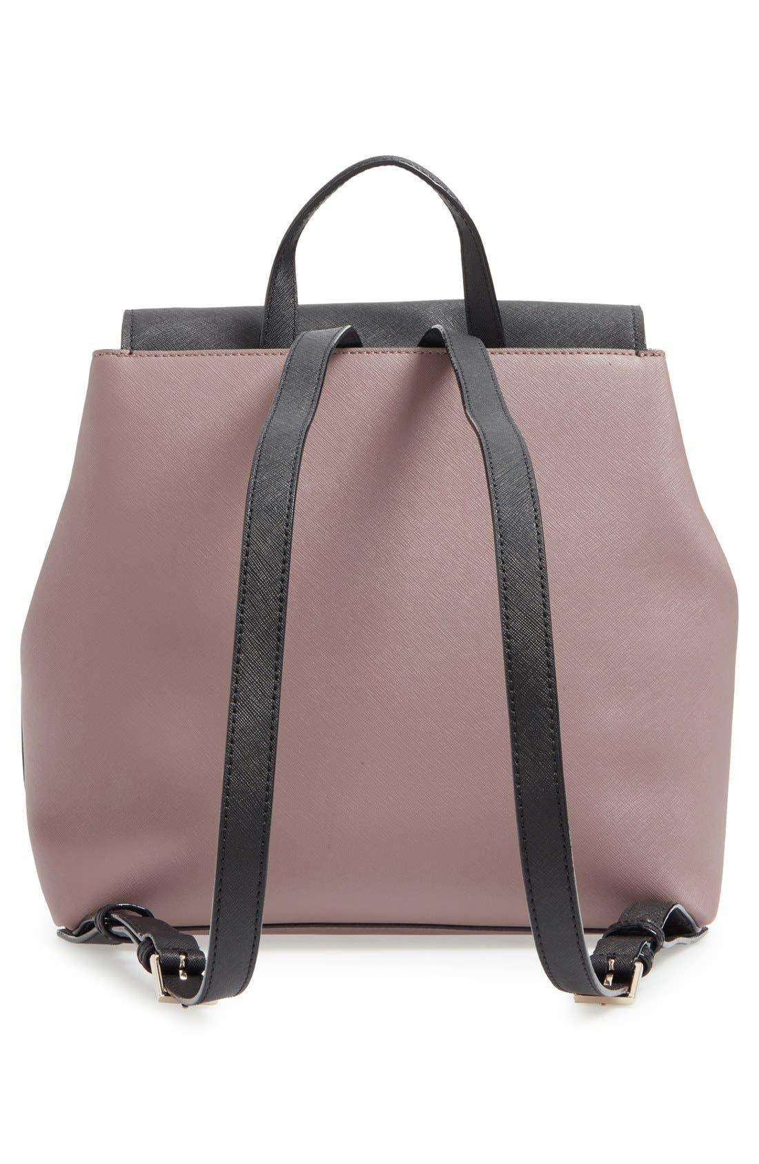 Alternate Image 3  - kate spade new york 'cameron street - neema' leather backpack