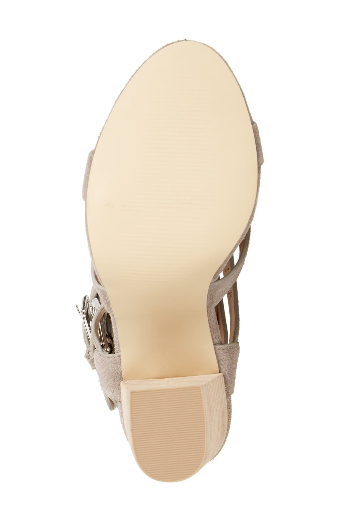 Alternate Image 4  - Sole Society 'Rhea' Sandal (Women)
