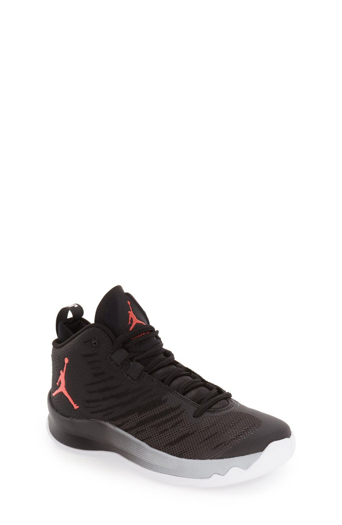 Nike 'Jordan Super Fly' Sneaker (Big Kid)