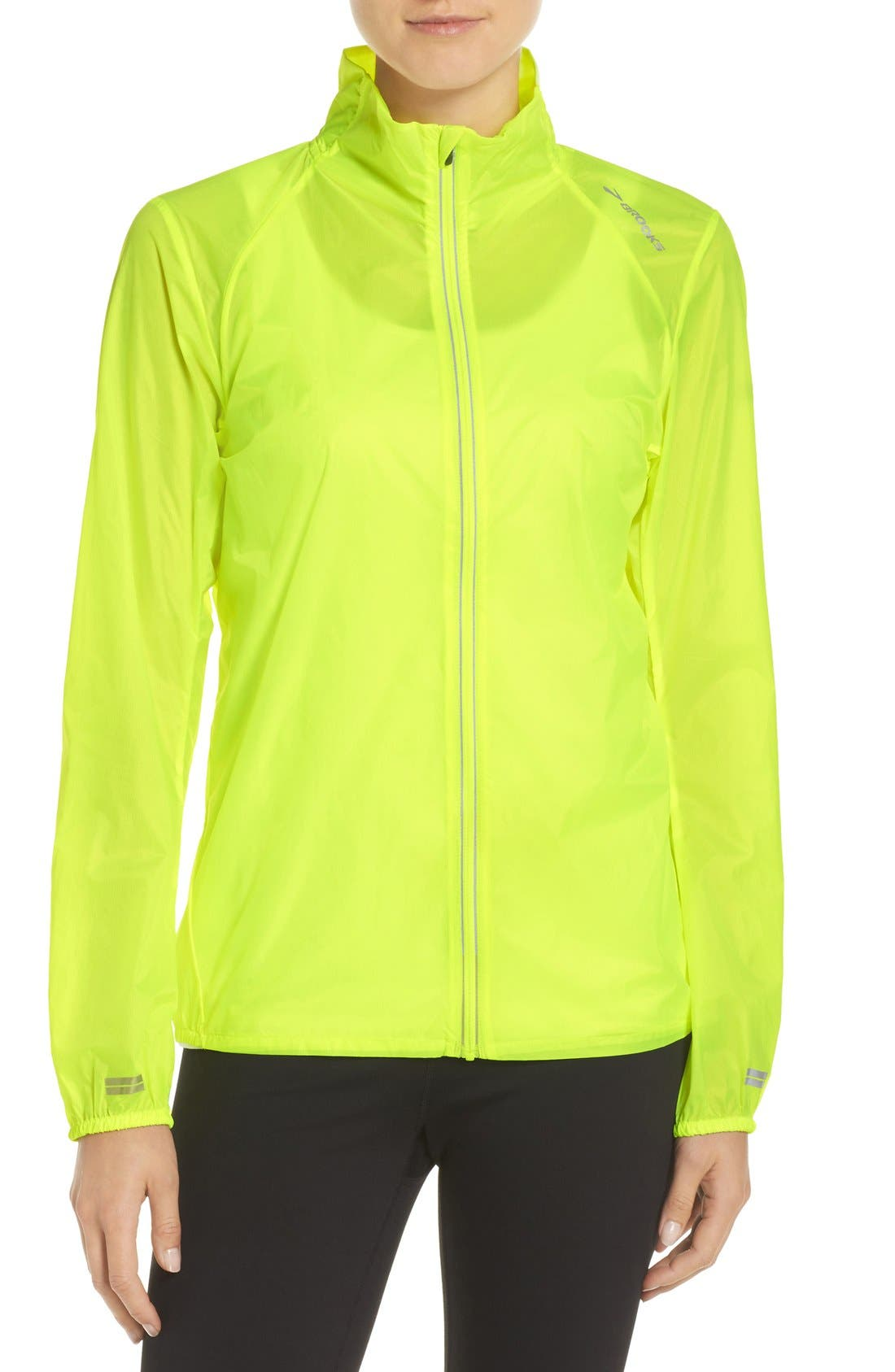 Brooks Water Resistant Ripstop Jacket