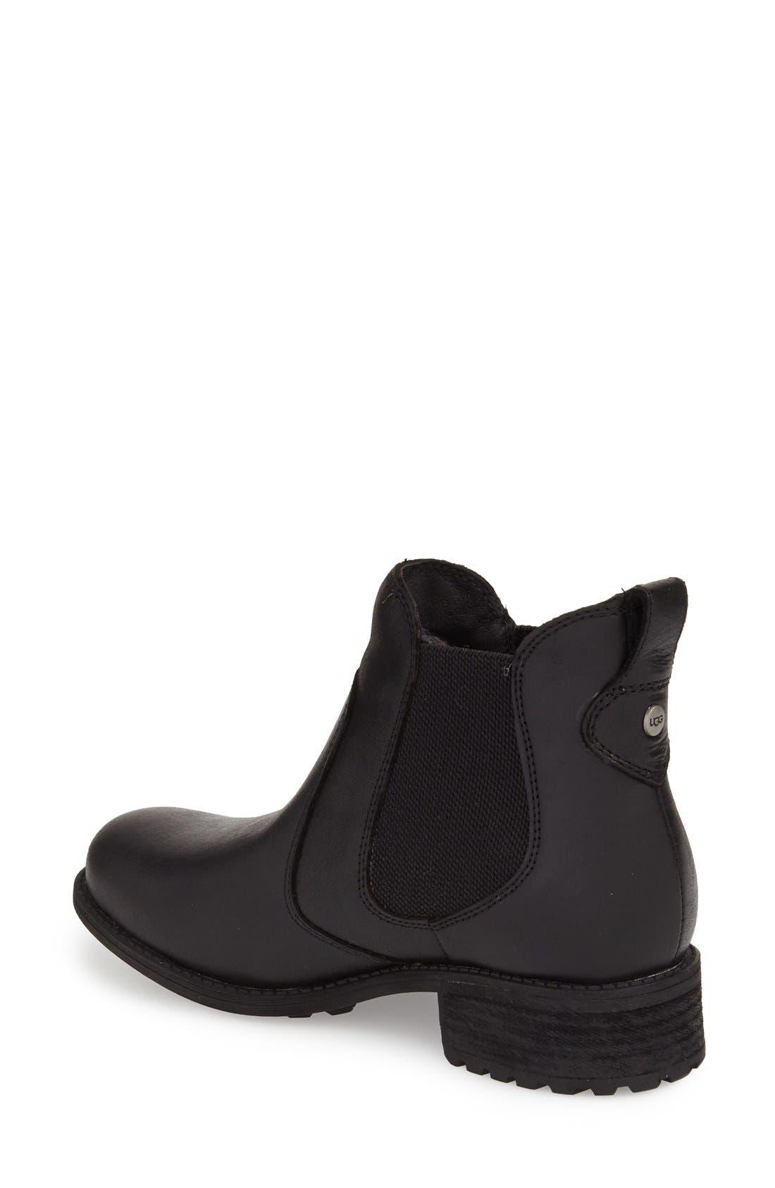 Alternate Image 2  - UGG® Bonham Chelsea Boot (Women)