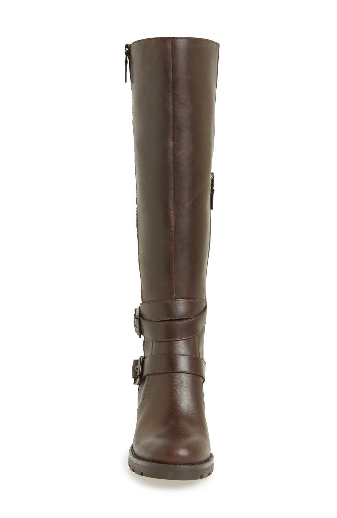 Alternate Image 3  - UGG® 'Lana' Water Resistant Genuine Shearling Lined Leather Boot (Women)