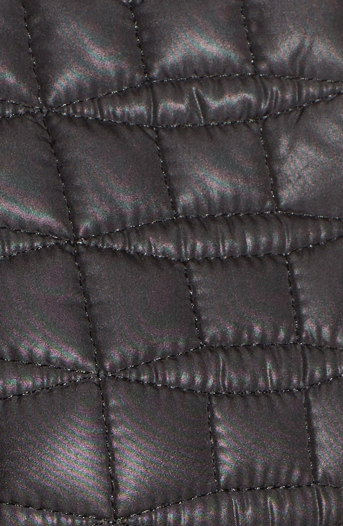 Alternate Image 5  - kate spade new york quilted down coat