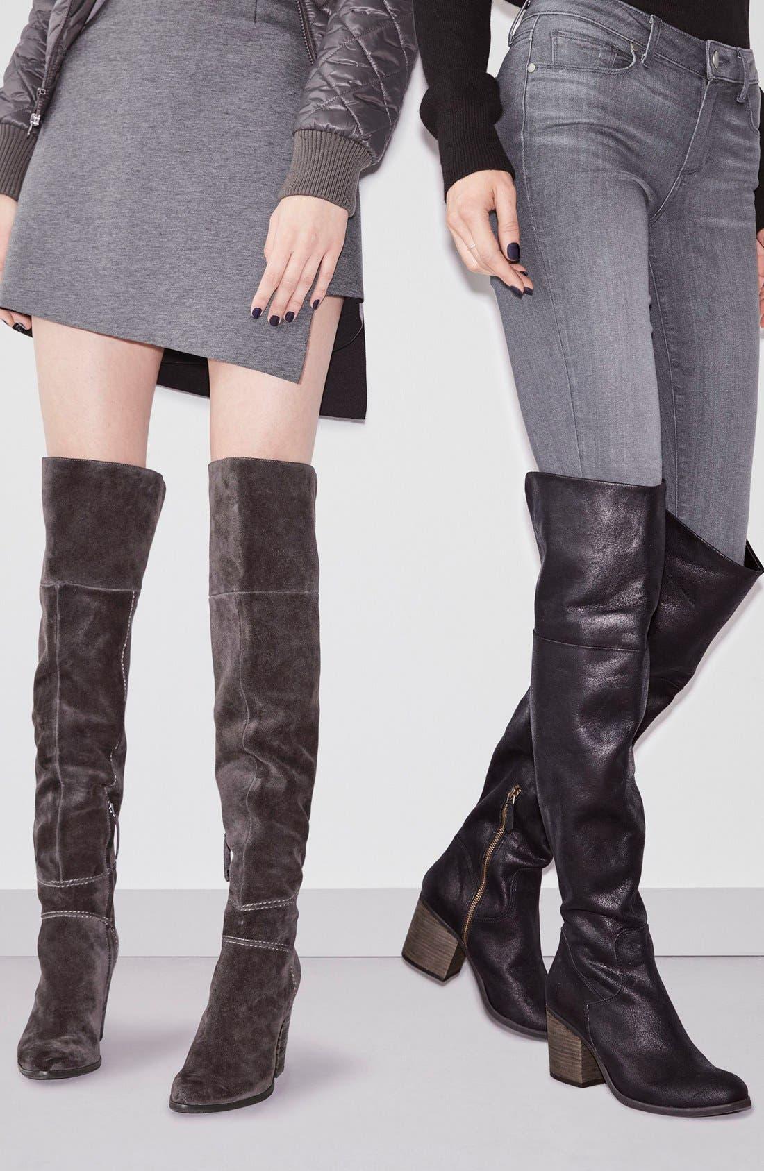 Alternate Image 5  - Hinge Canton Over the Knee Boot (Women)