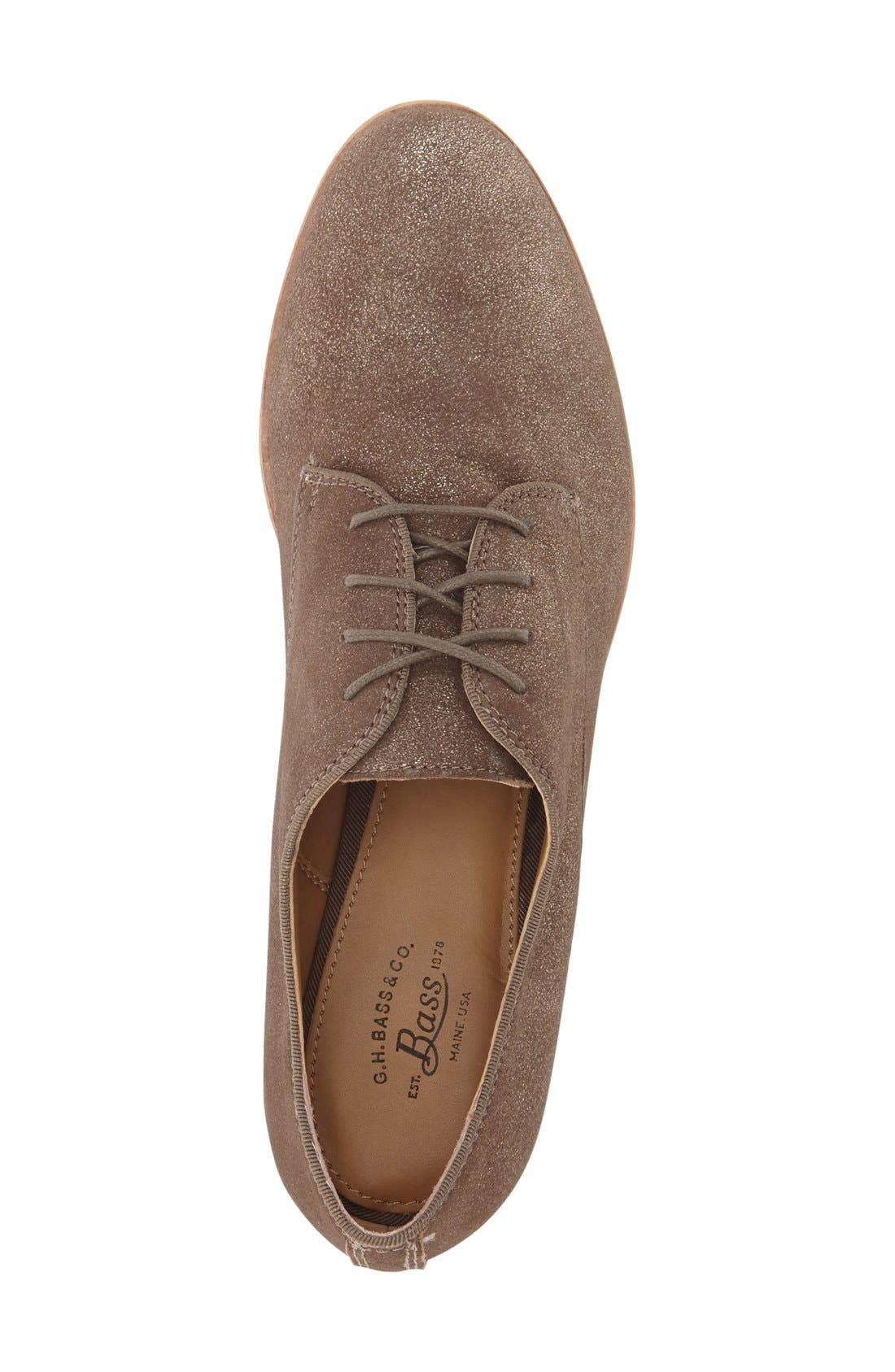 Alternate Image 3  - G.H. Bass & Co. 'Ella' Leather Oxford (Women)