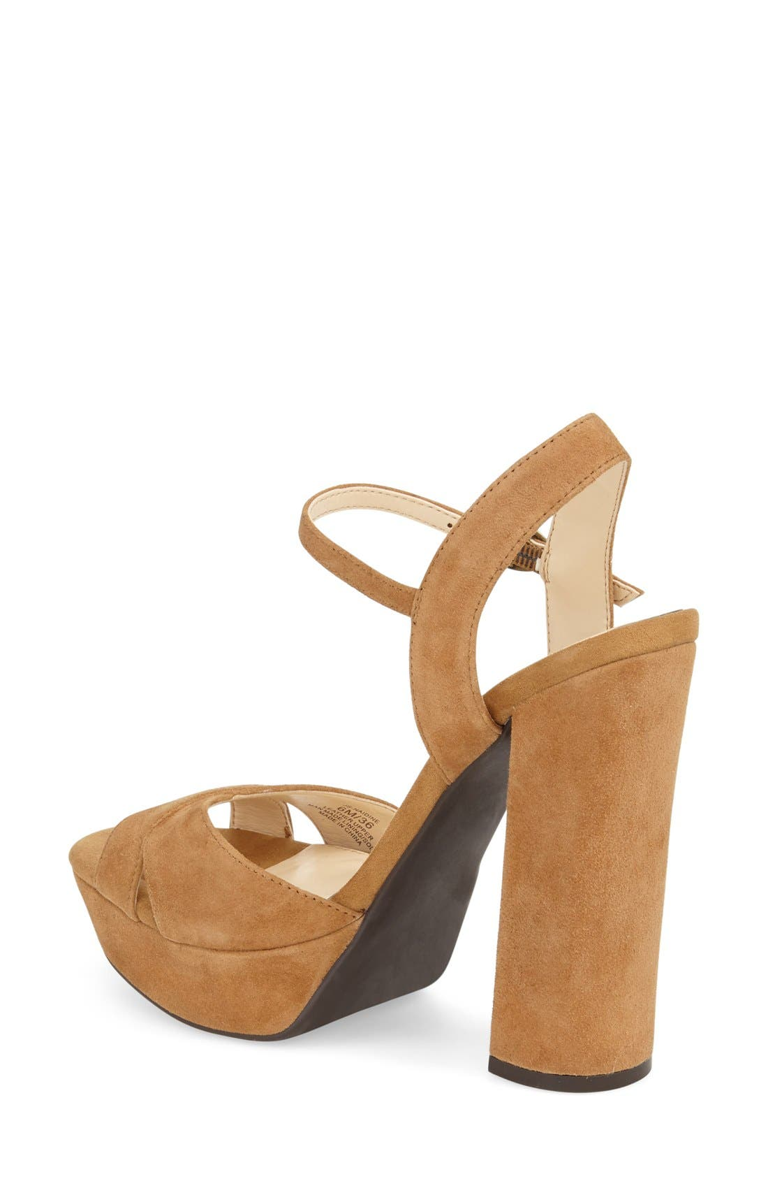 Alternate Image 2  - Jessica Simpson 'Naidine' Platform Sandal (Women)