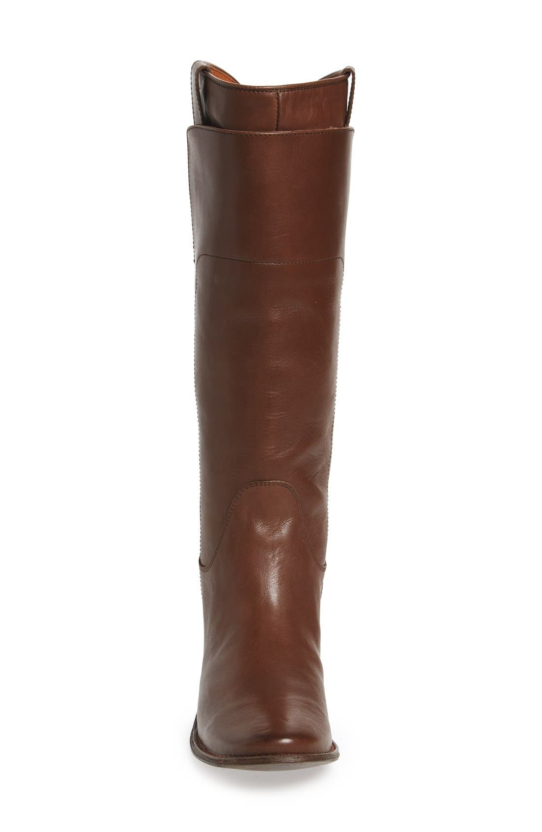 Alternate Image 3  - Frye 'Paige' Tall Riding Boot (Women) (Wide Calf)