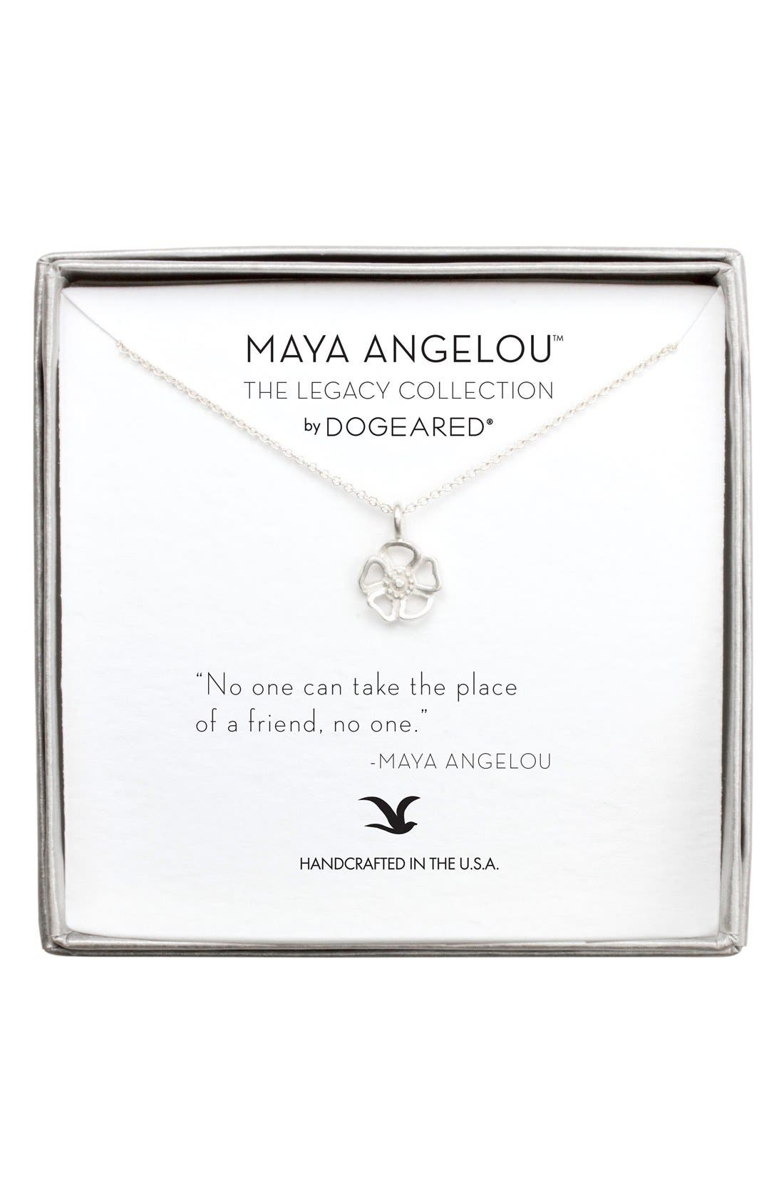 DOGEARED 'No One Can Take the Place' Pendant