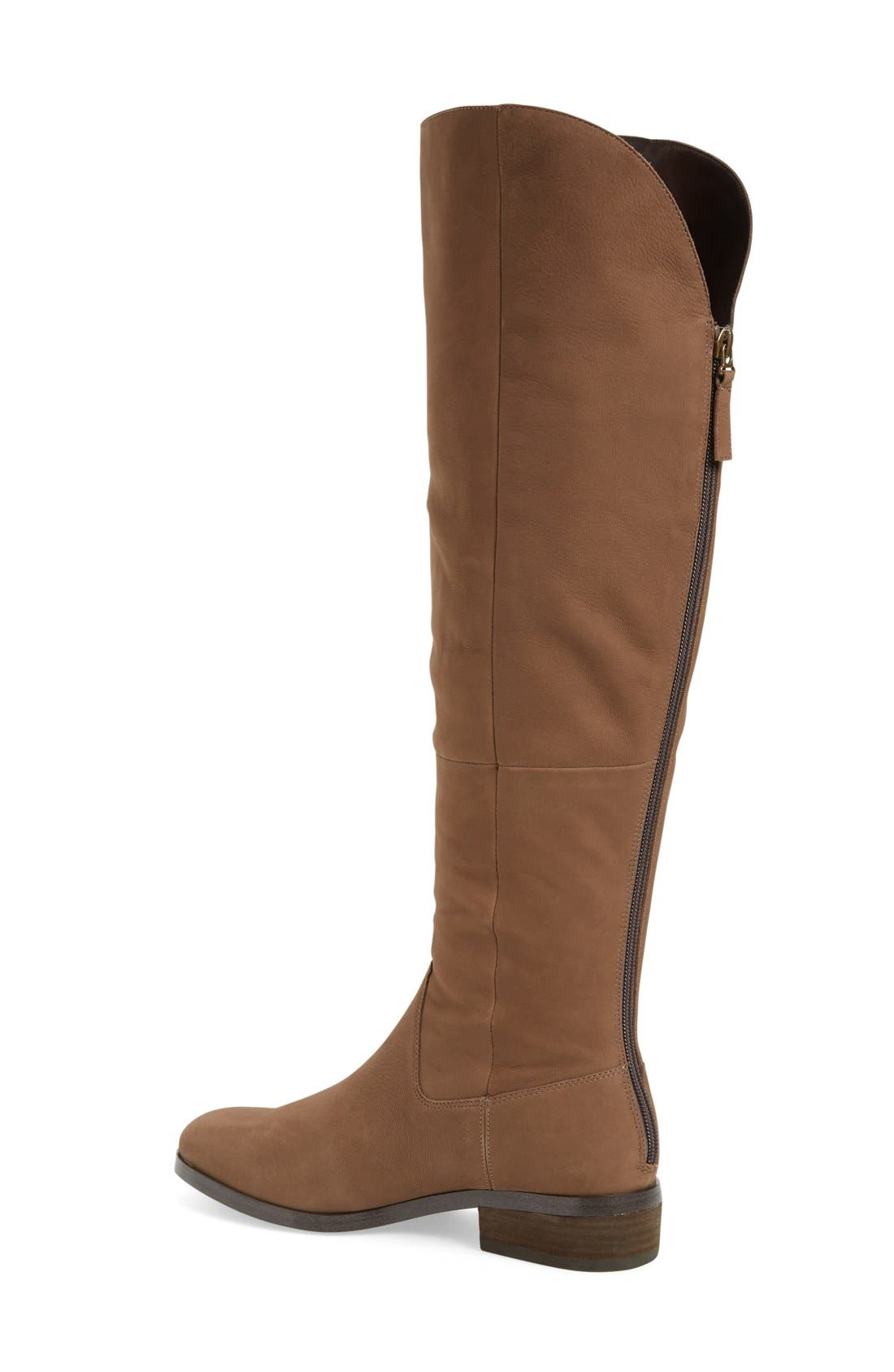 Alternate Image 2  - Sole Society 'Andie' Over the Knee Boot (Women)