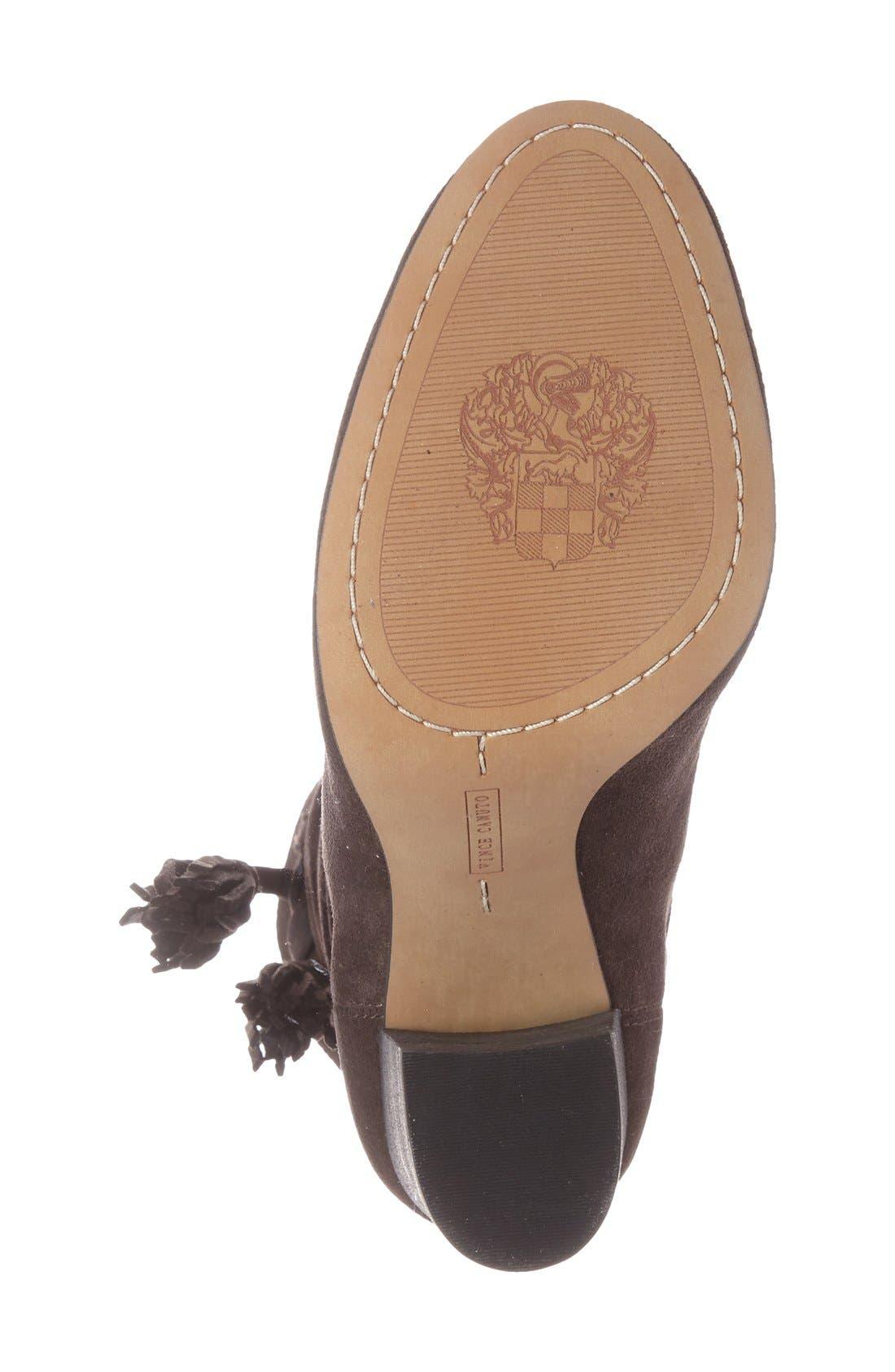Alternate Image 4  - Vince Camuto 'Fermel' Slouch Tassel Boot (Women)