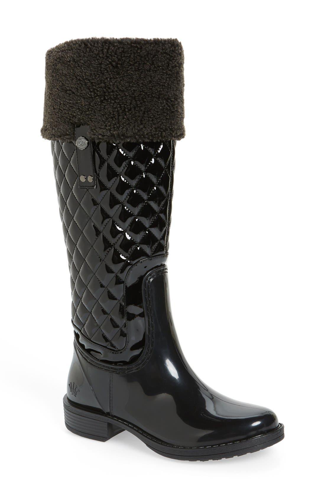 POSH WELLIES 'Kyanite' Rain Boot