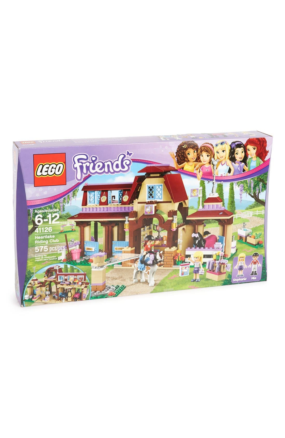 LEGO® Friends Heartlake Riding Club - 41126