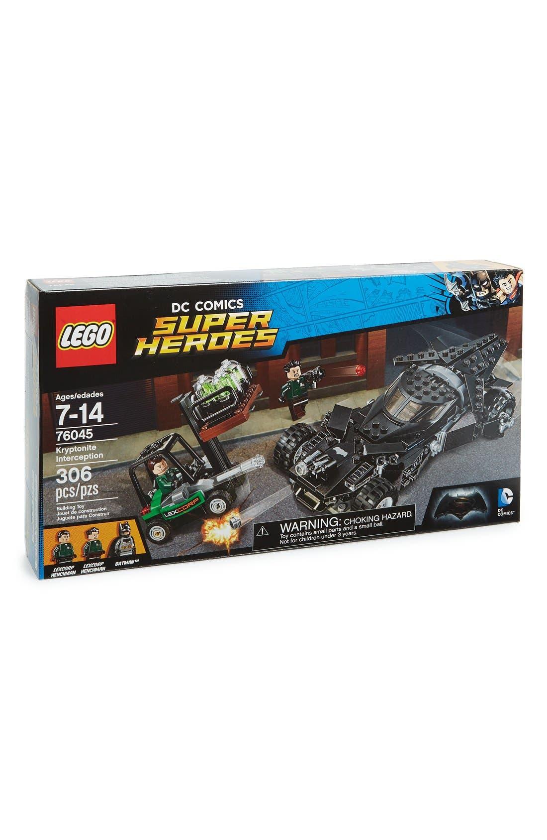 LEGO® DC Comics™ Super Heroes Kryptonite Interception - 76045