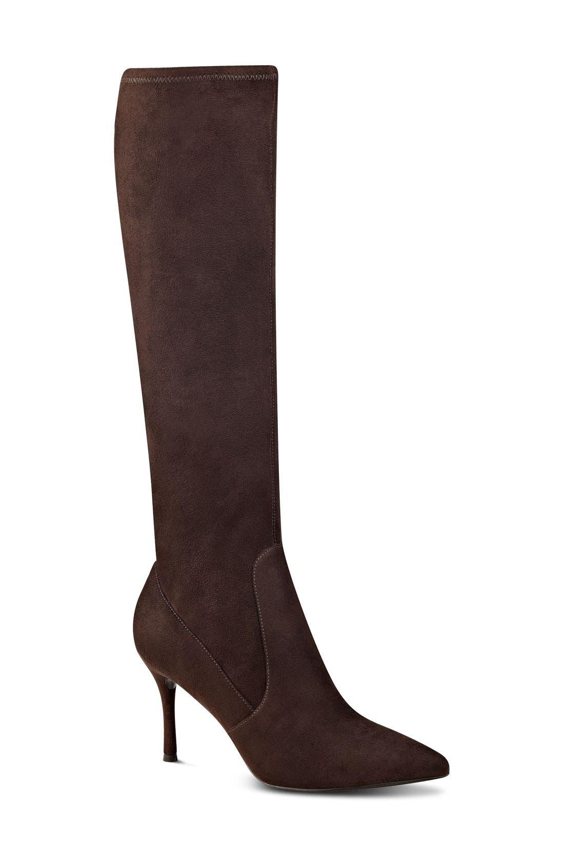 Main Image - Nine West 'Calla' Knee-High Boot (Women)