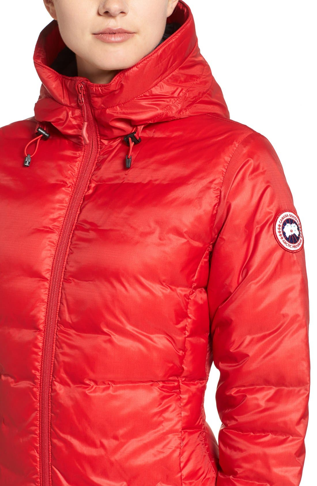 Alternate Image 4  - Canada Goose Camp Down Jacket