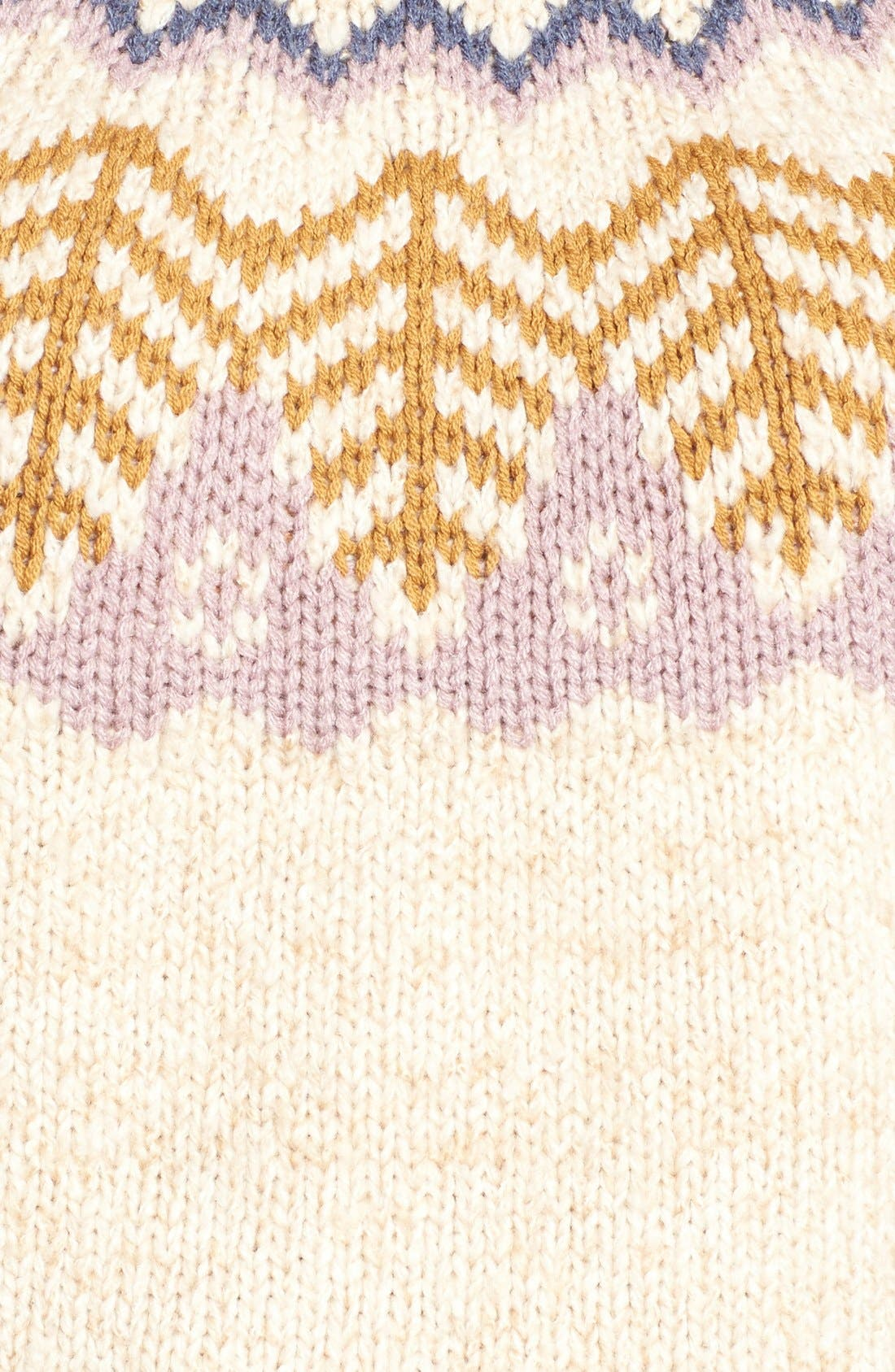 Alternate Image 5  - BP. Fair Isle Knit Pullover