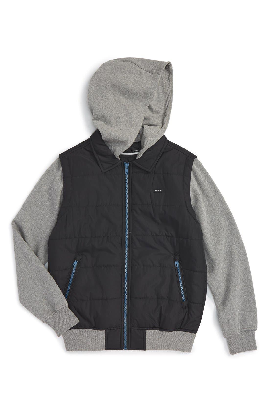RVCA Puffer Jacket (Big Boys)