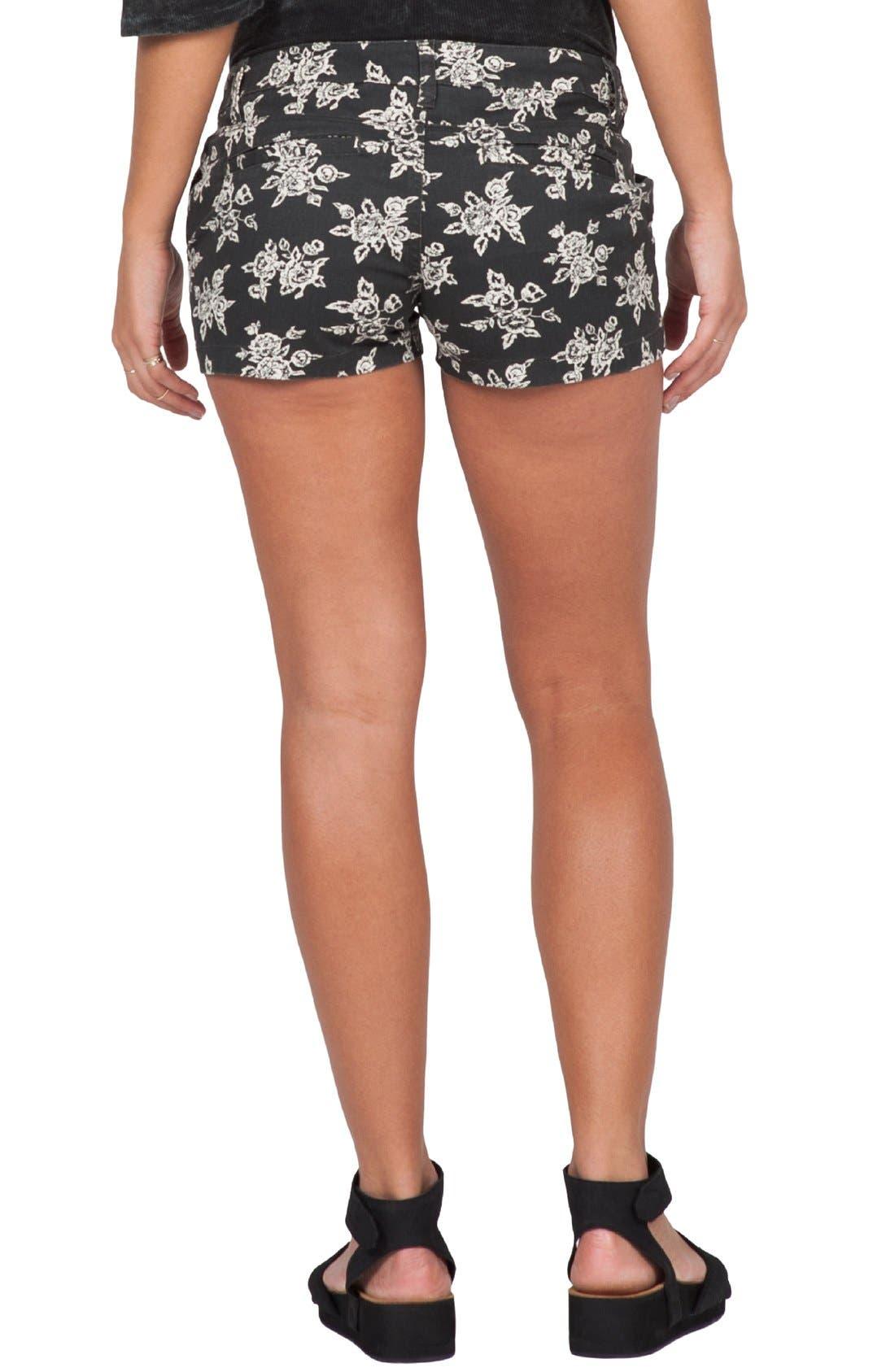 Alternate Image 2  - Volcom 'Frochickie 2.5' Chino Shorts