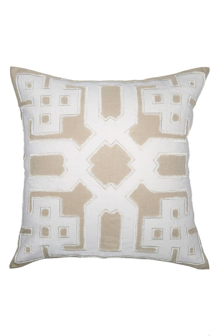 Villa home collection cedros pillow nordstrom for Villa home collection pillows