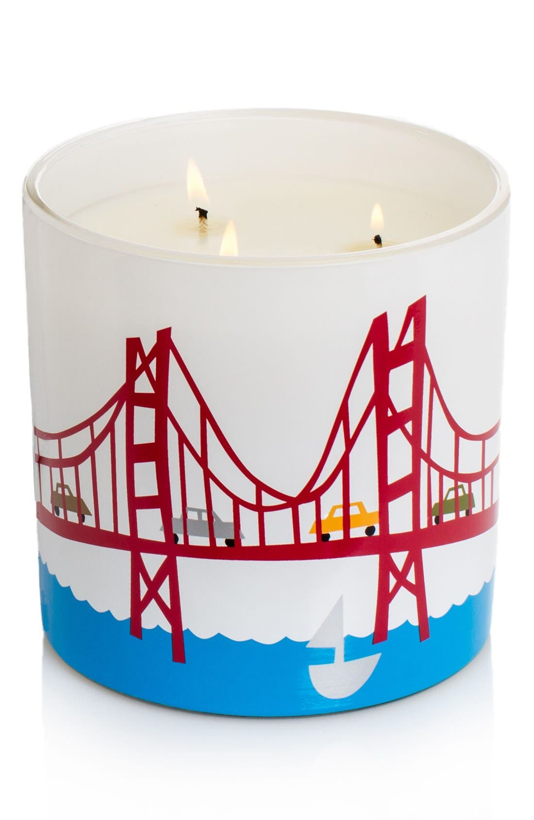 R. Nichols 'Grand Coast' Scented Candle