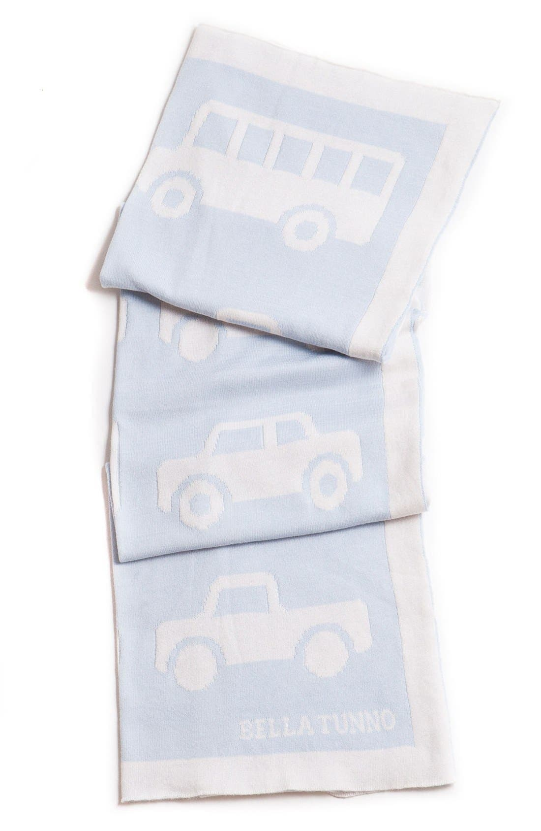 Bella Tunno Vehicles Favorite Blanket