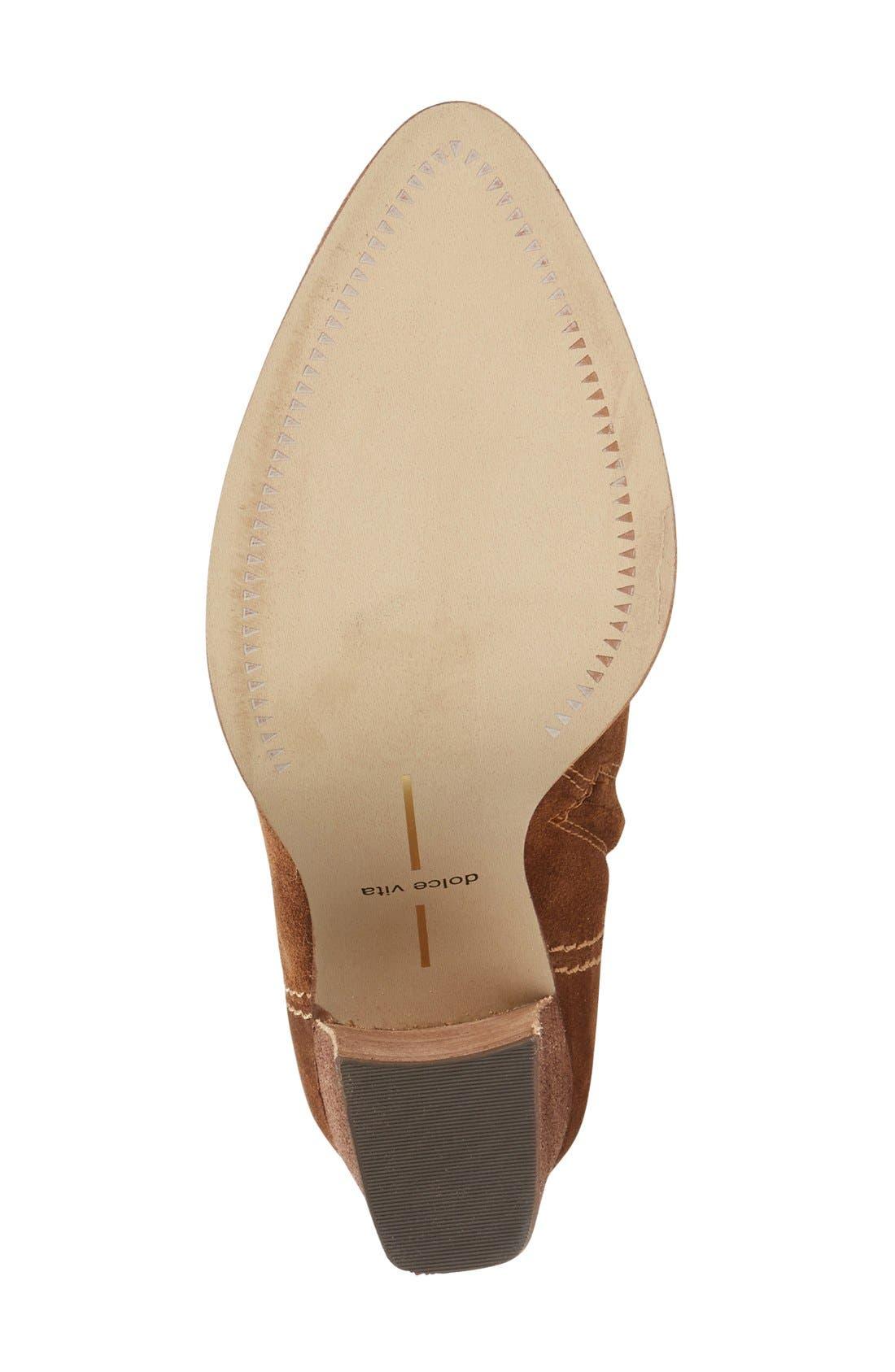 Alternate Image 4  - Dolce Vita 'Cash' Over the Knee Boot (Women)