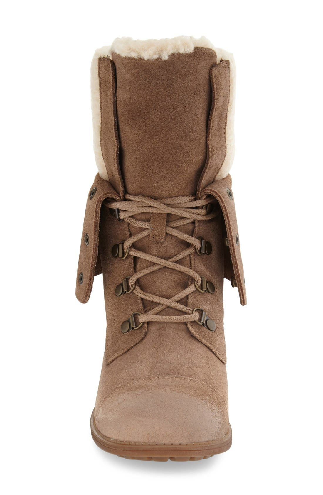 Alternate Image 3  - UGG® Gradin Water Resistant Boot (Women)