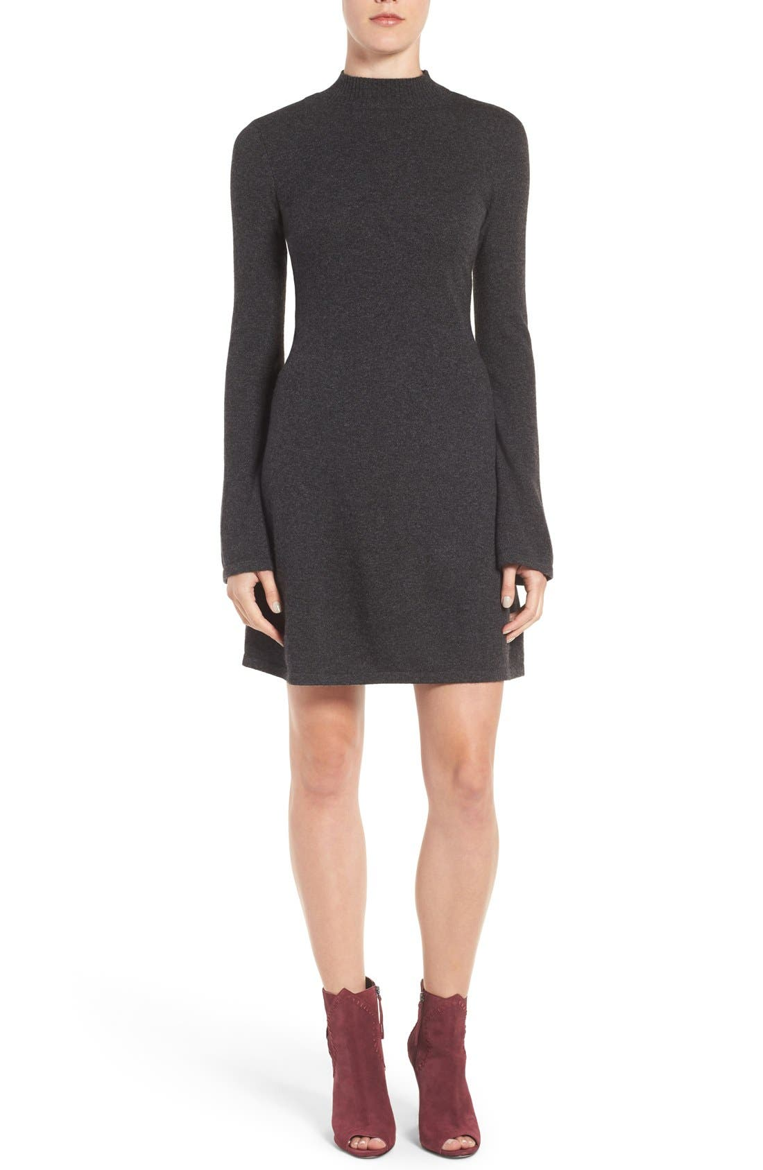 Main Image - Rebecca Minkoff Tabitha Cashmere Shift Dress