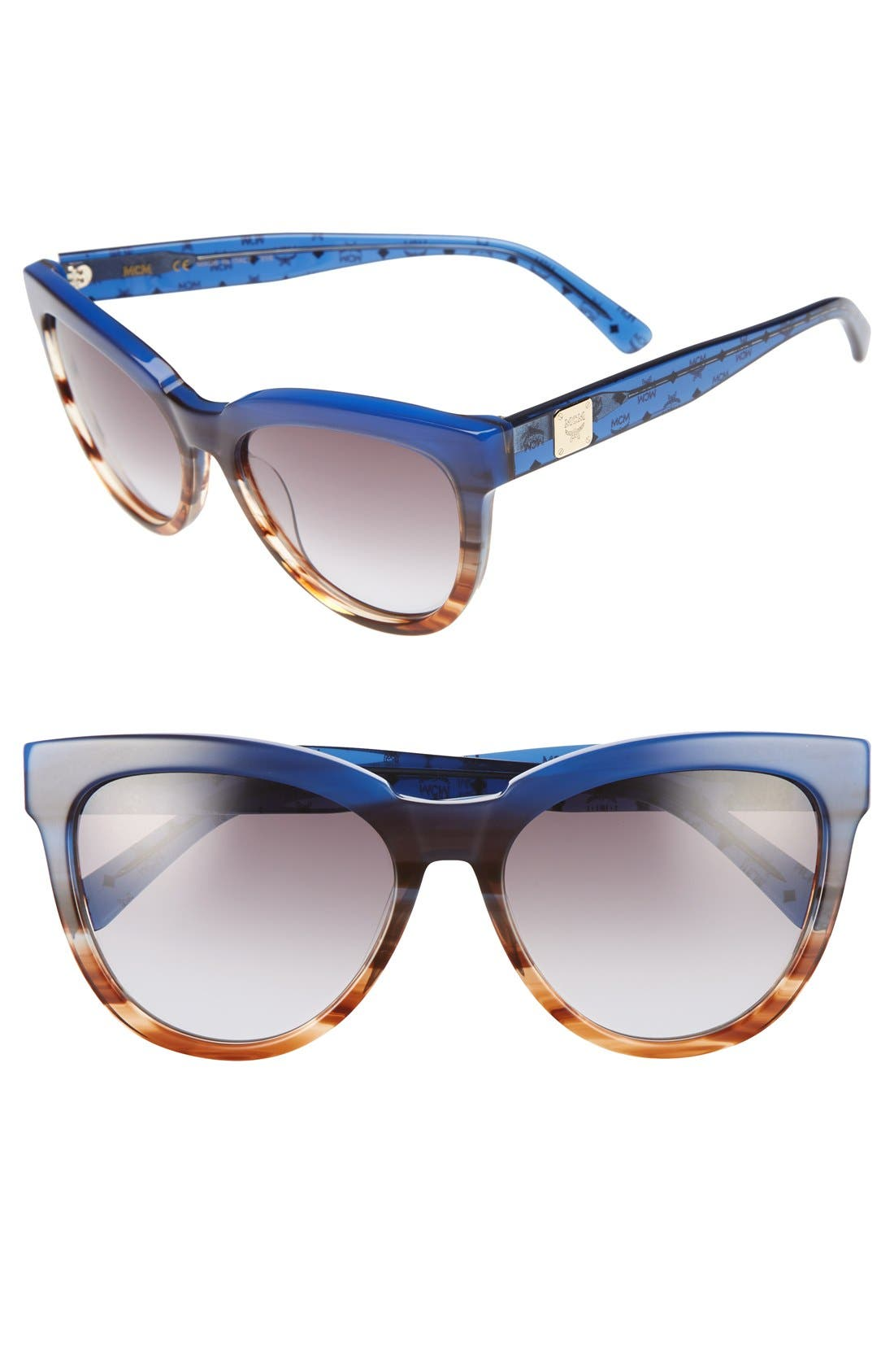 MCM 56mm Retro Sunglasses