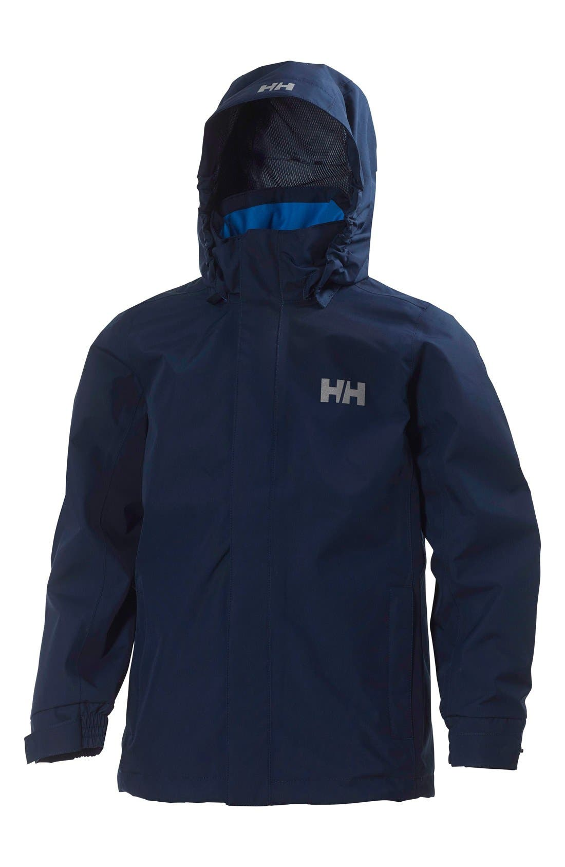 HELLY HANSEN Jr. Dubliner Waterproof Hooded Jacket