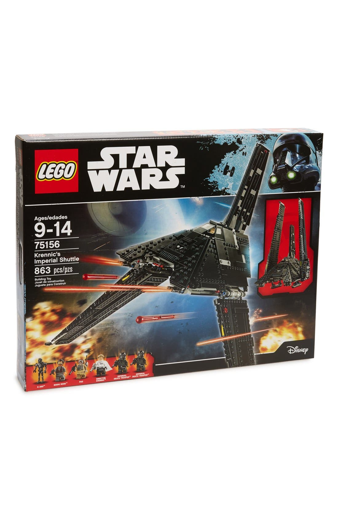 LEGO® Star Wars™ Krennic's Imperial Shuttle - 75156
