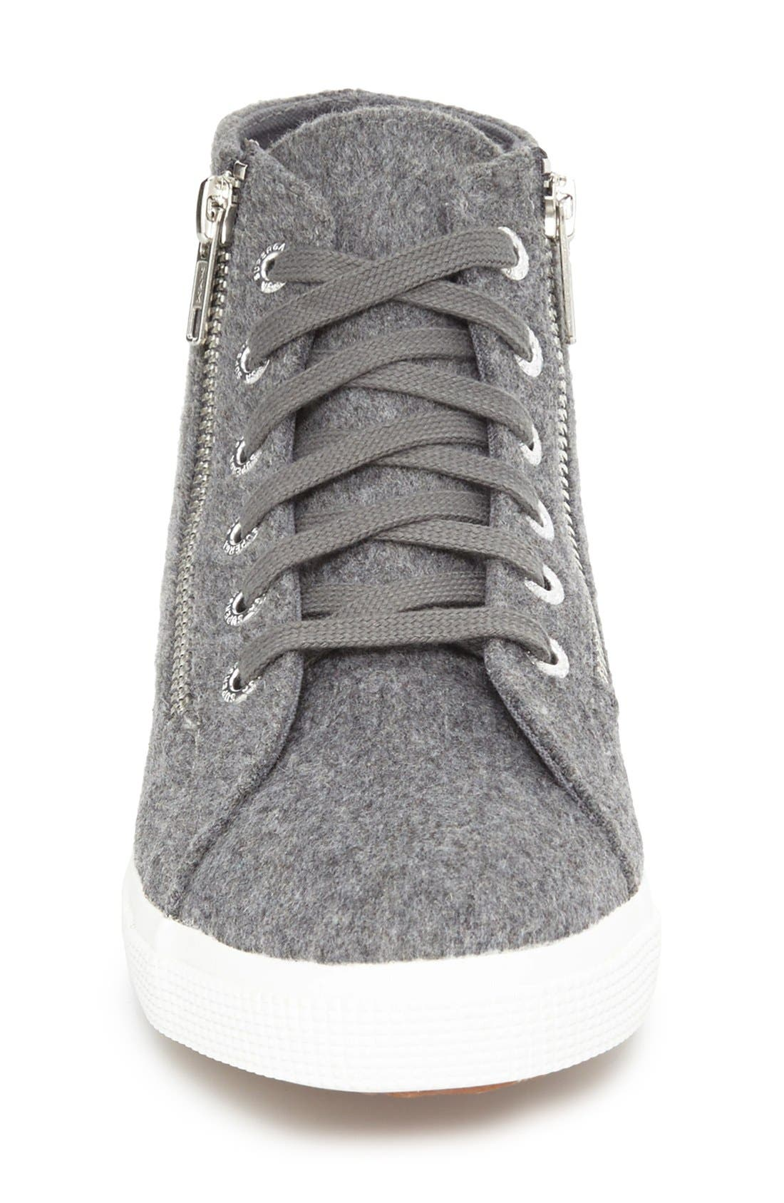Alternate Image 3  - Superga 2224 High Top Sneaker (Women)