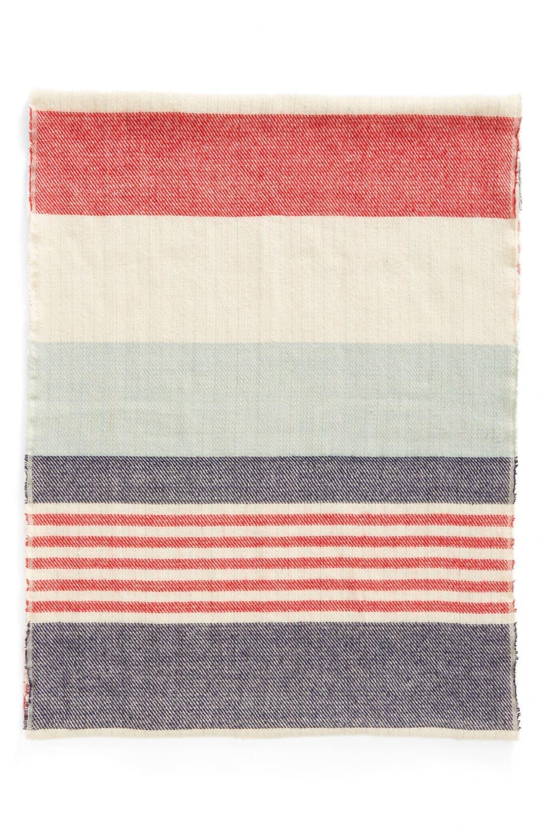 Alternate Image 2  - BP. Stripe Infinity Scarf